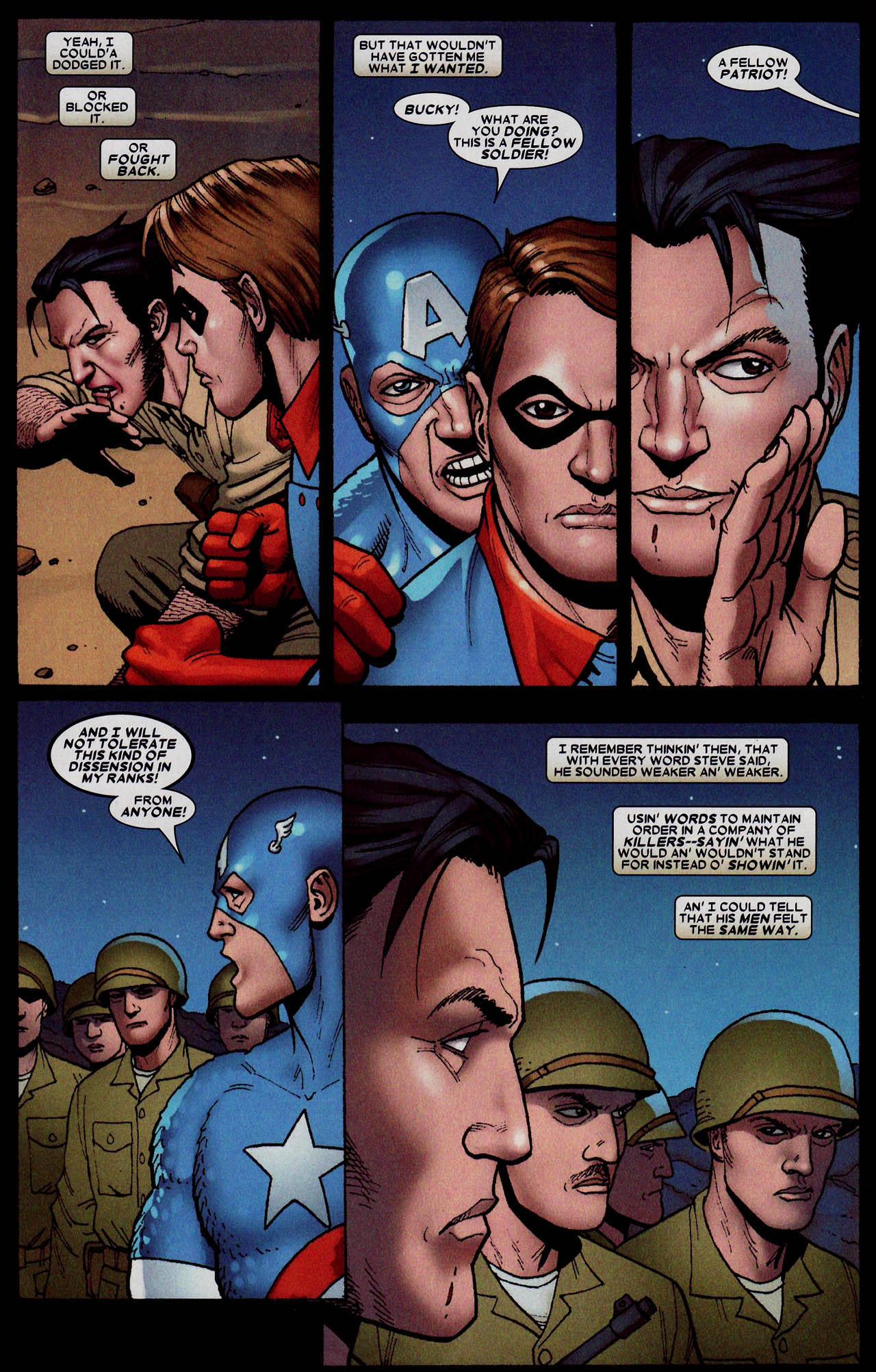 Read online Wolverine: Origins comic -  Issue #18 - 4