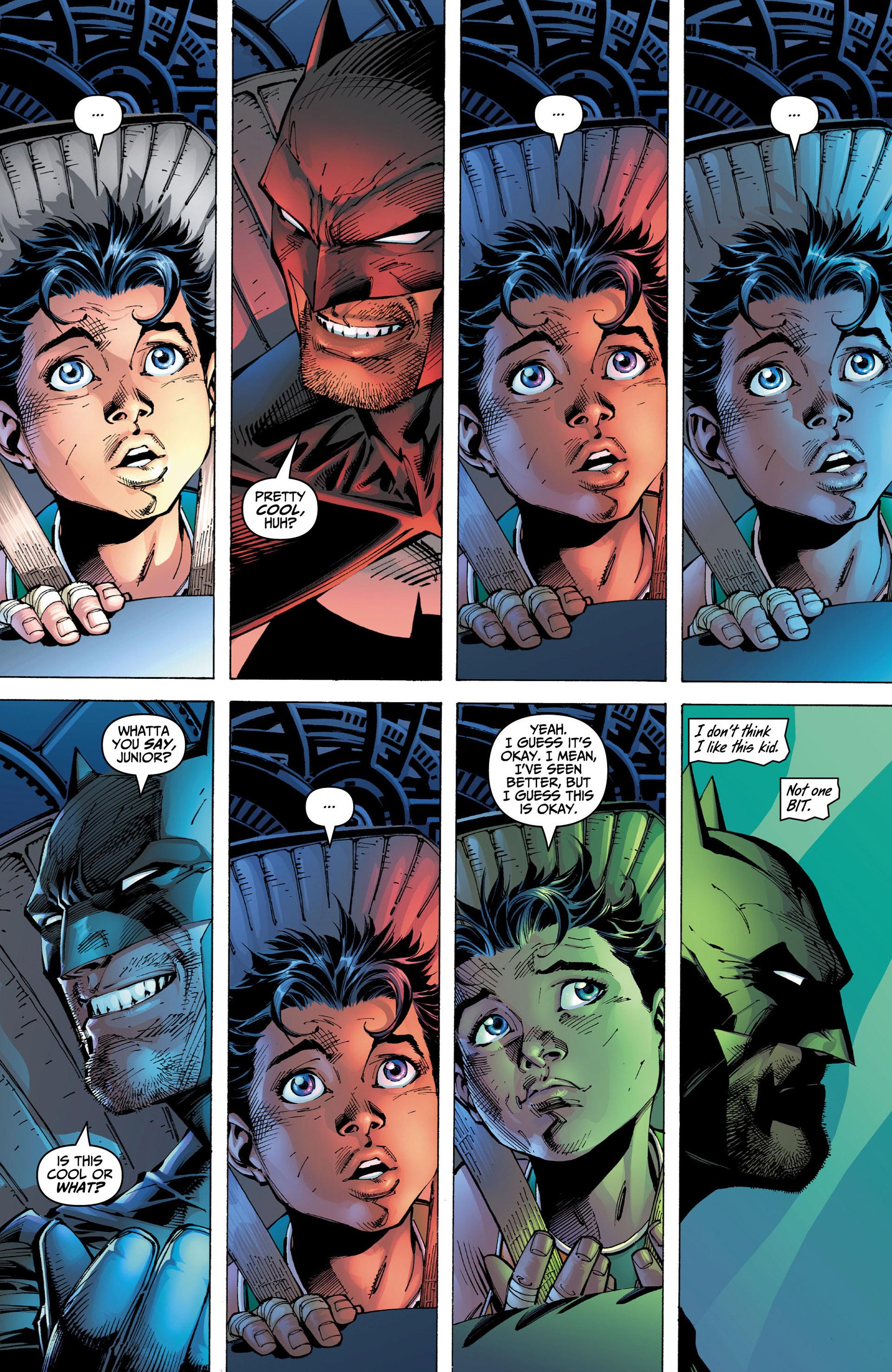 Read online All Star Batman & Robin, The Boy Wonder comic -  Issue #4 - 12