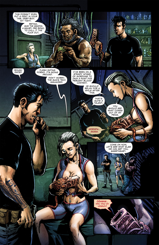 Read online Ballistic (2013) comic -  Issue #2 - 7