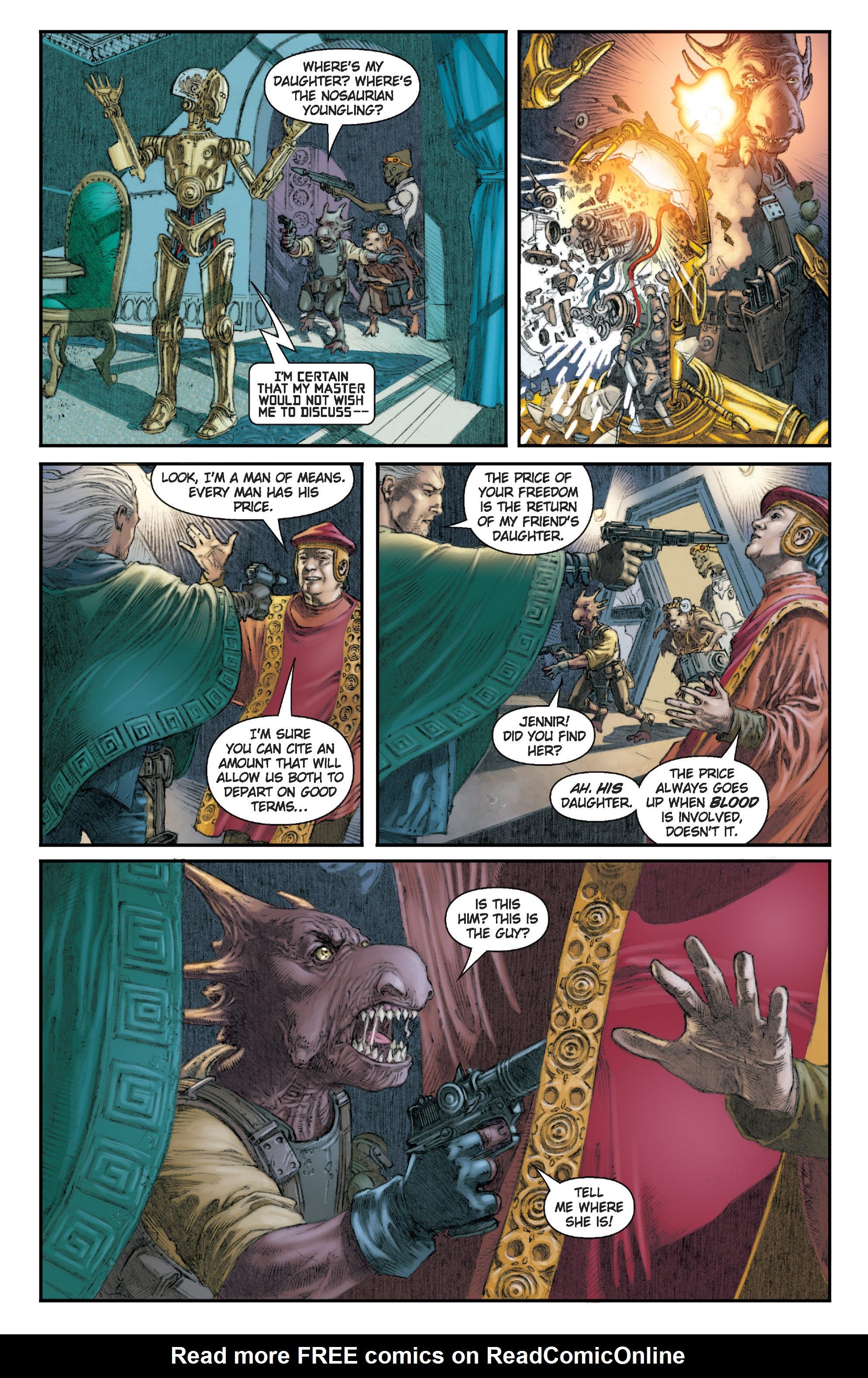 Read online Star Wars Omnibus comic -  Issue # Vol. 31 - 158