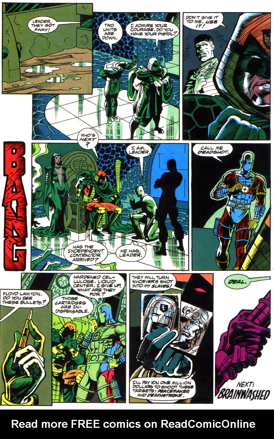 Read online Showcase '93 comic -  Issue #7 - 30