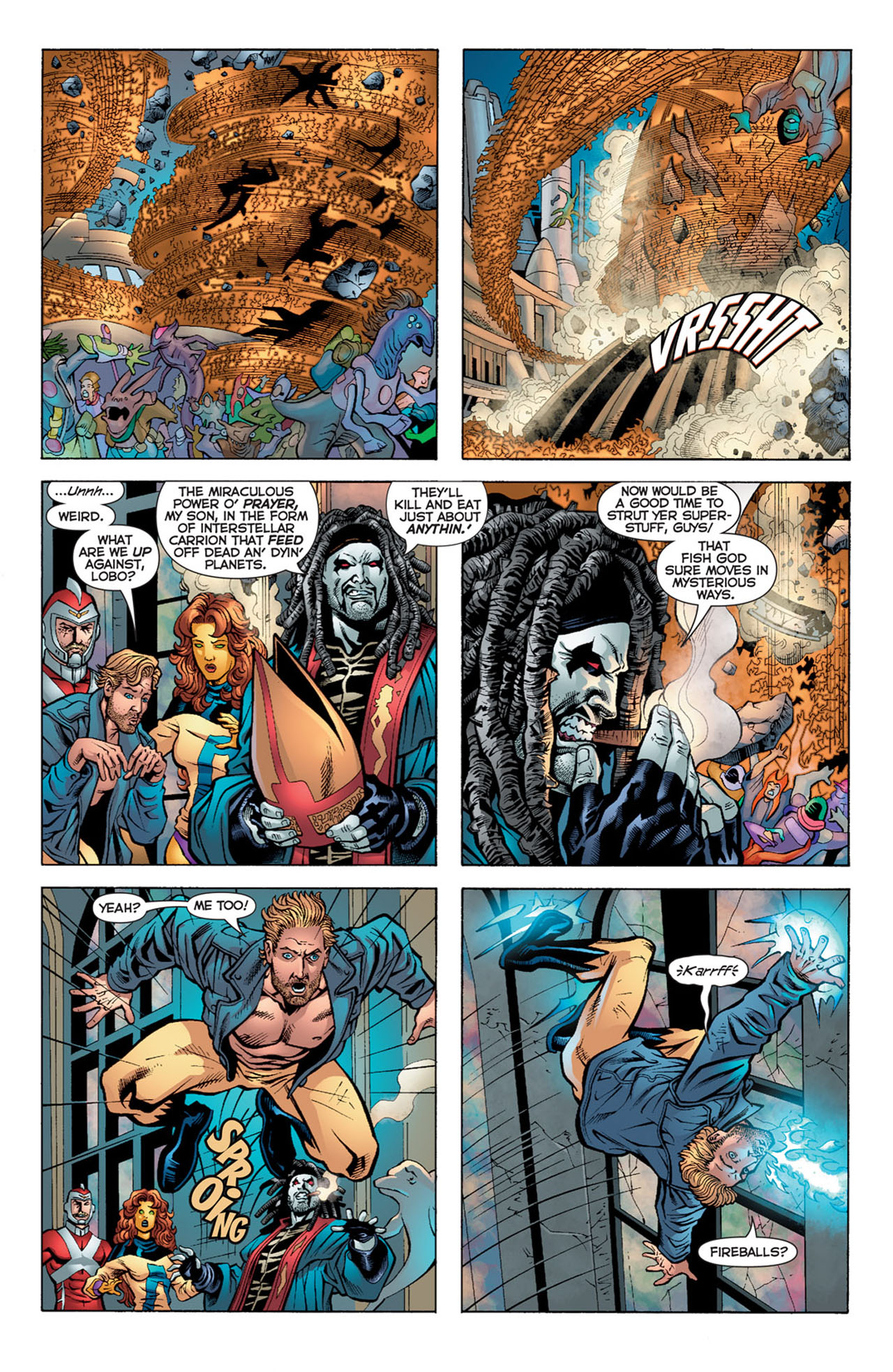 Read online 52 comic -  Issue #20 - 12