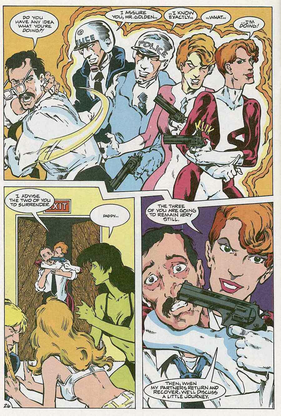 Elementals (1984) issue 1 - Page 27