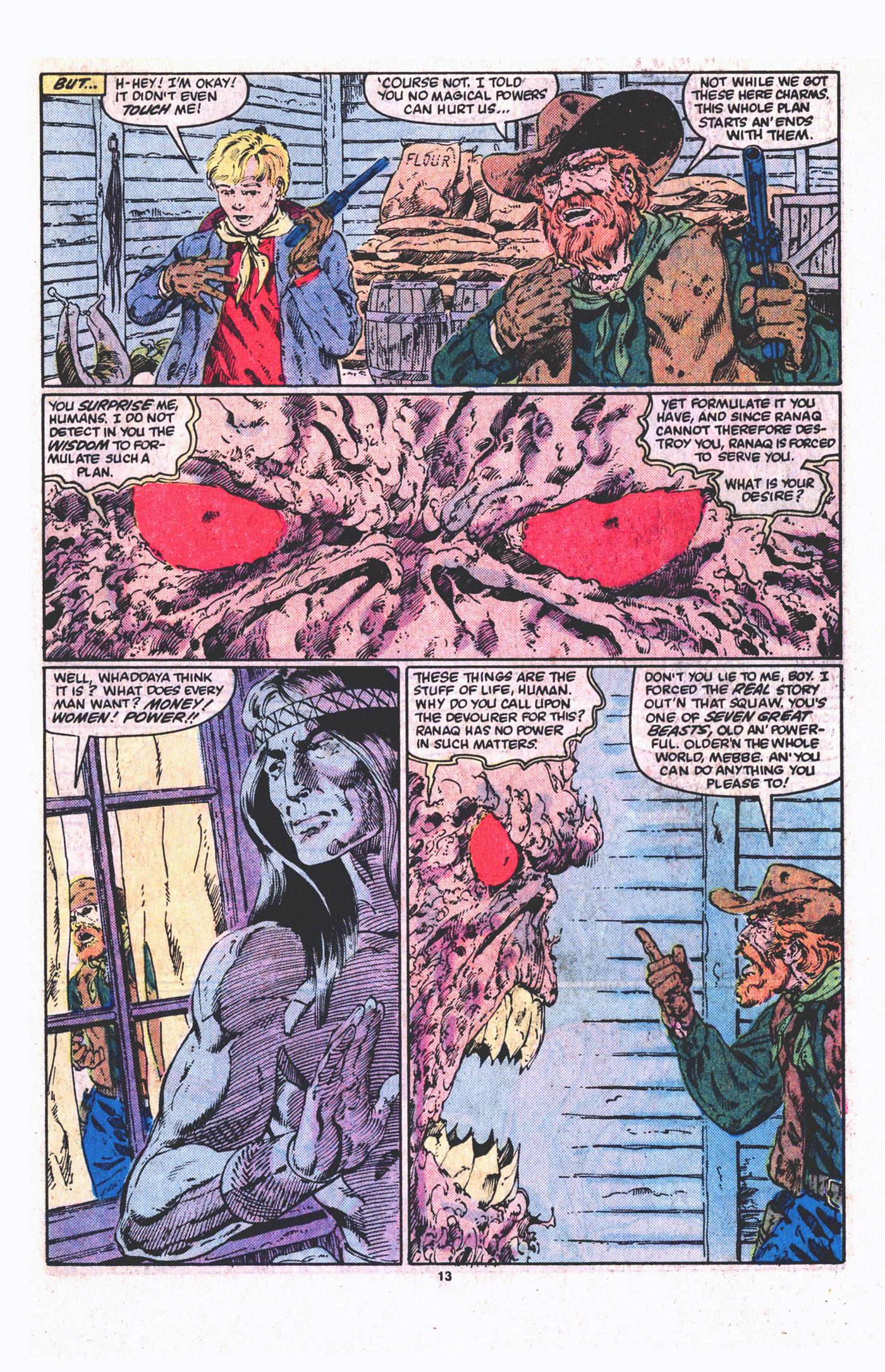 Read online Alpha Flight (1983) comic -  Issue #19 - 14