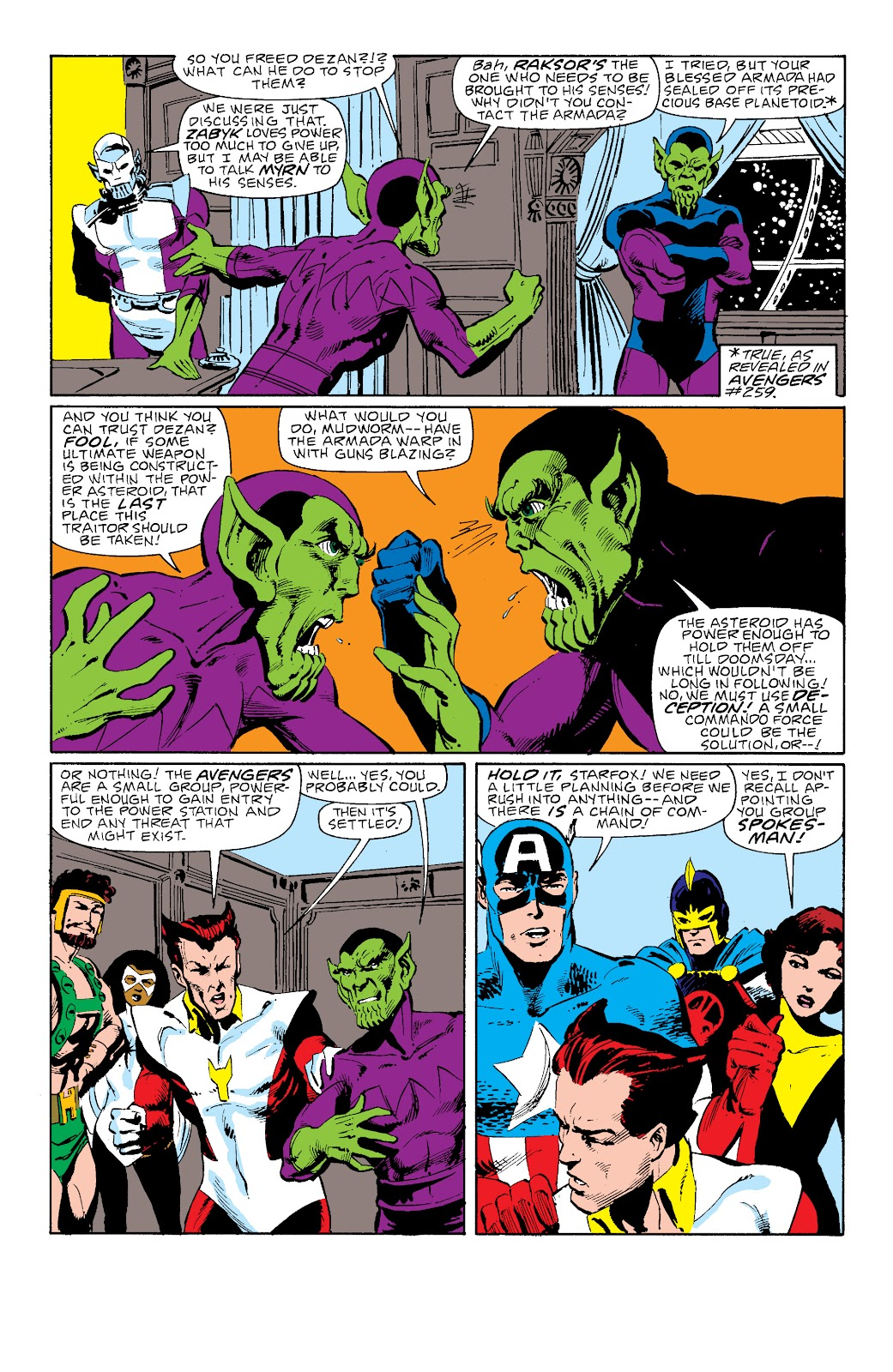 Read online Secret Invasion: Rise of the Skrulls comic -  Issue # TPB (Part 2) - 42