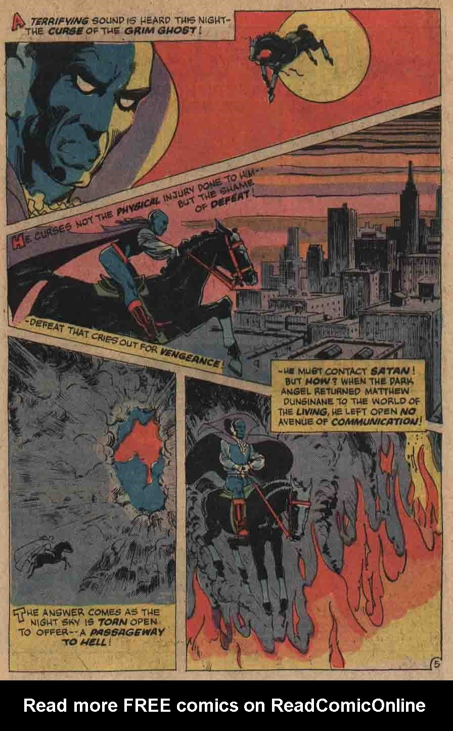 The Grim Ghost (1975) issue 3 - Page 6