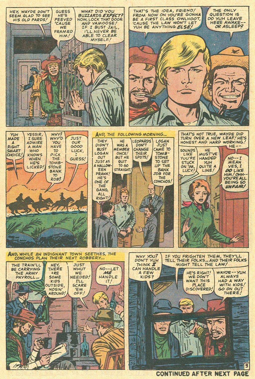 Read online Two-Gun Kid comic -  Issue #96 - 14