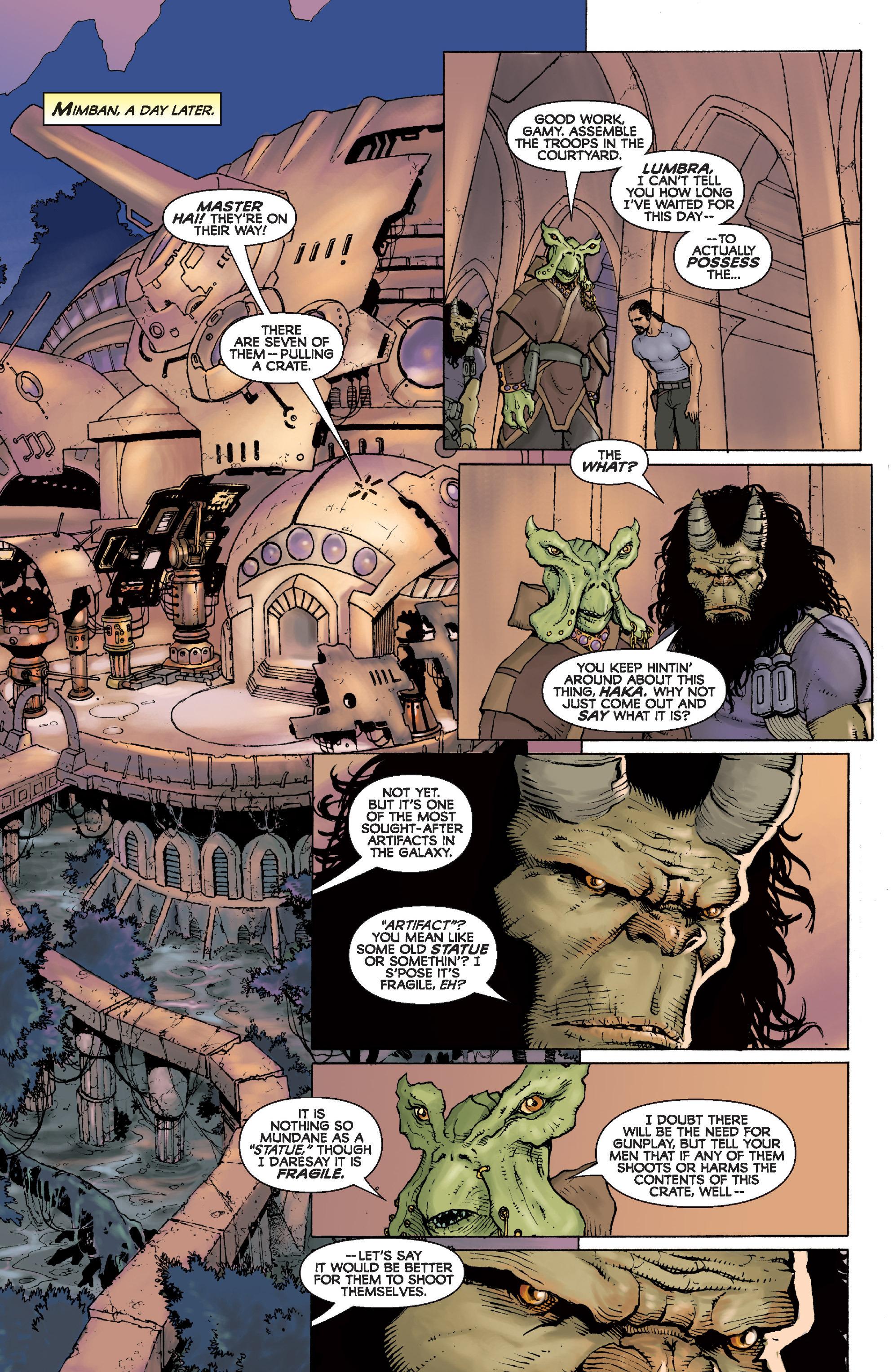 Read online Star Wars Omnibus comic -  Issue # Vol. 31 - 207