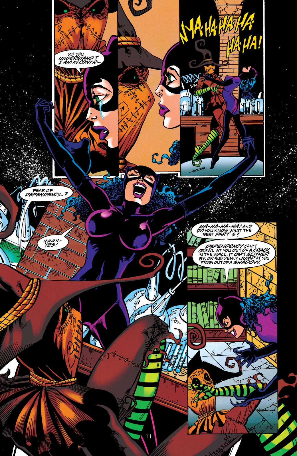 Catwoman (1993) Issue #60 #65 - English 12