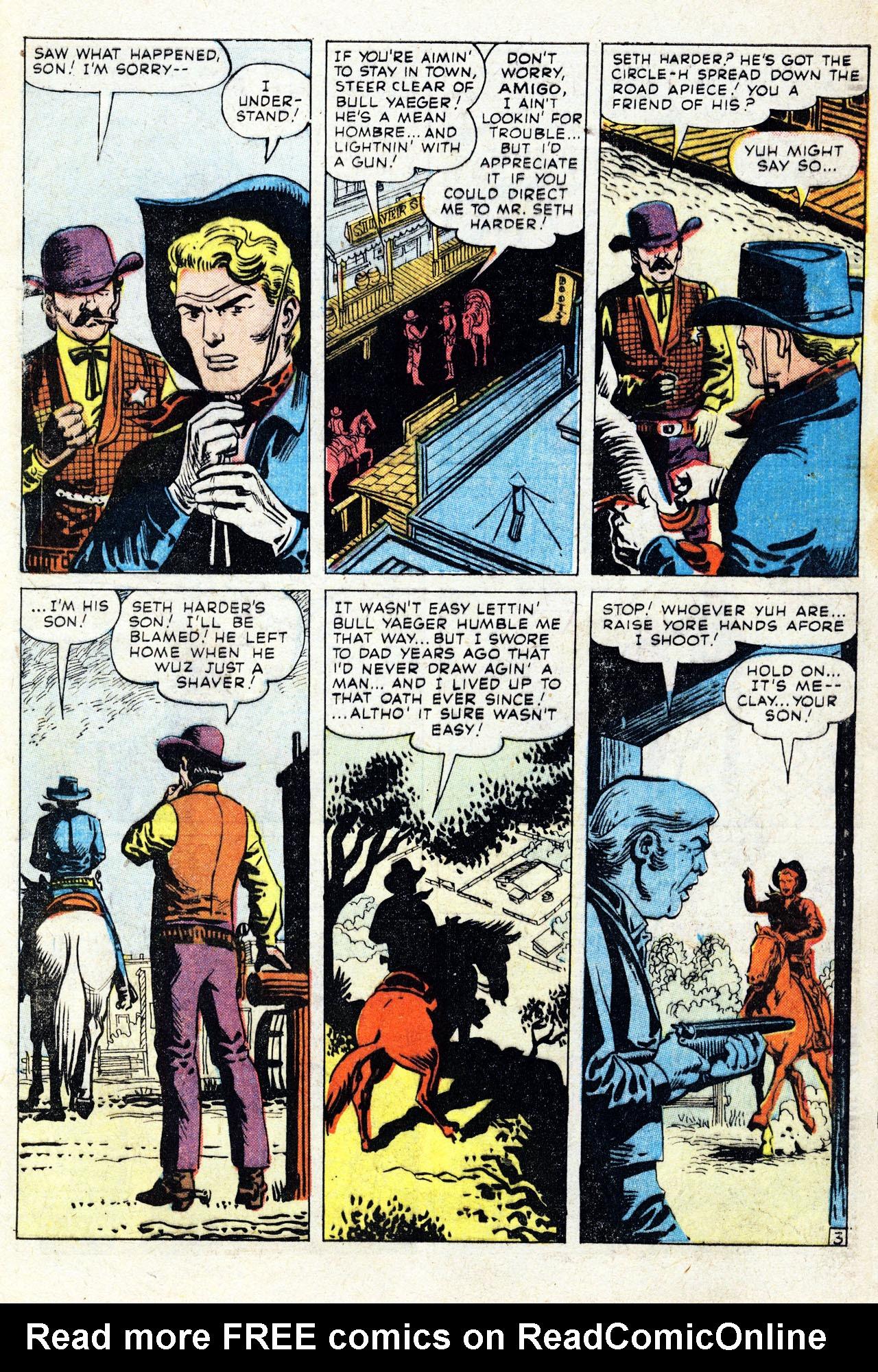 Read online Two-Gun Kid comic -  Issue #41 - 5