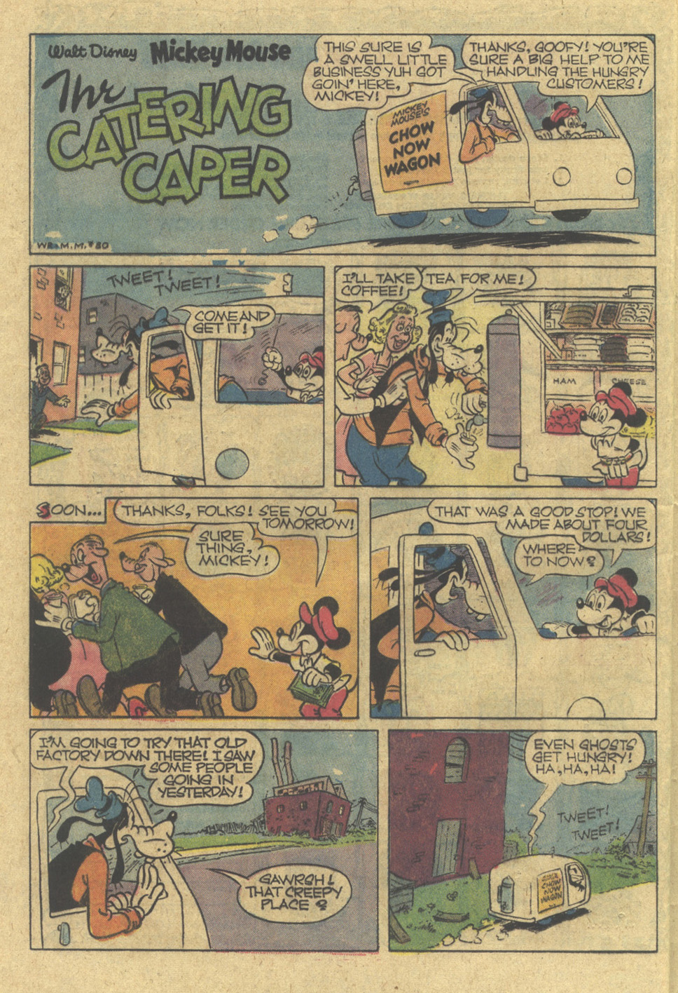 Walt Disney's Comics and Stories issue 400 - Page 18