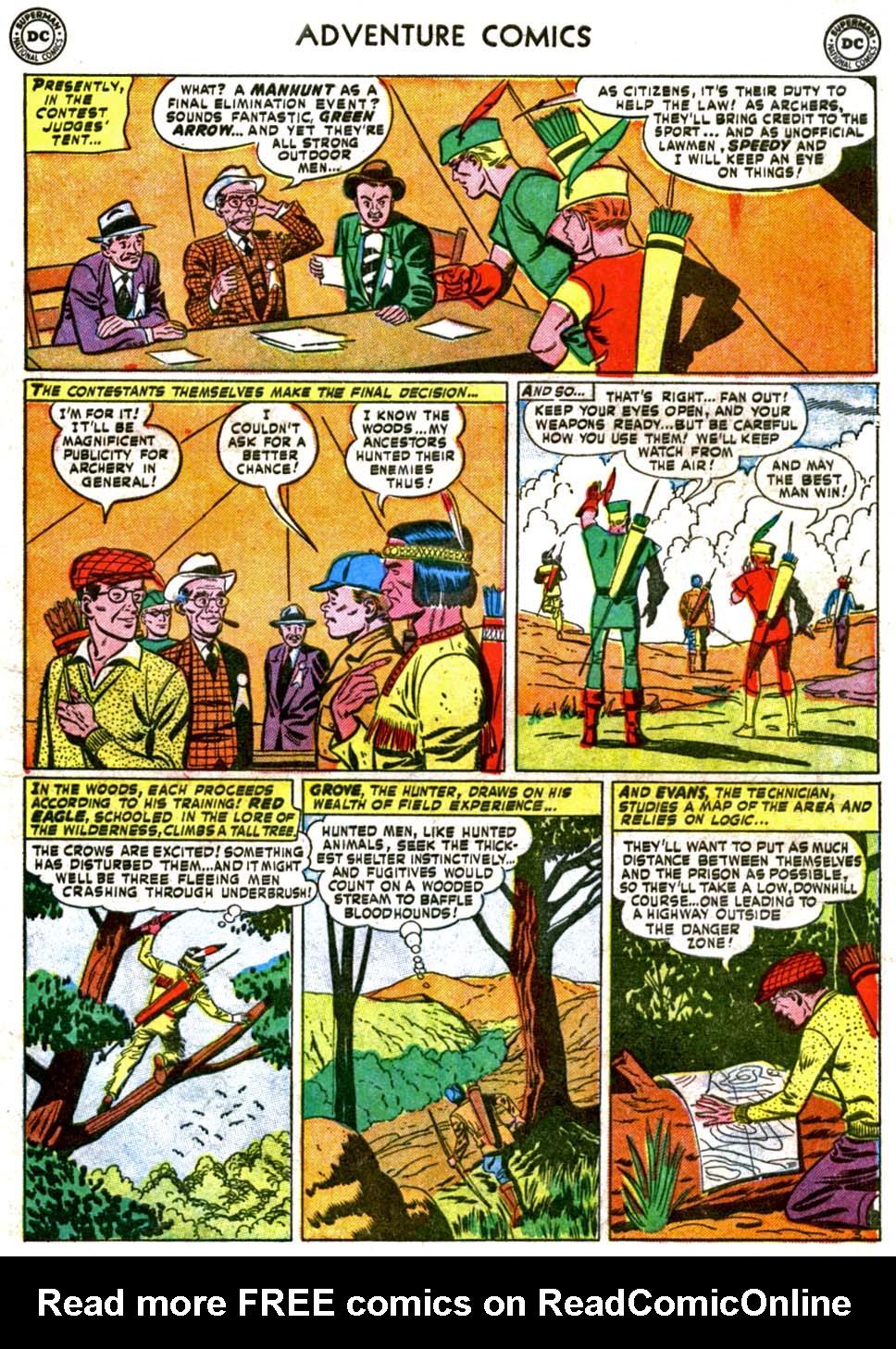 Read online Adventure Comics (1938) comic -  Issue #177 - 35