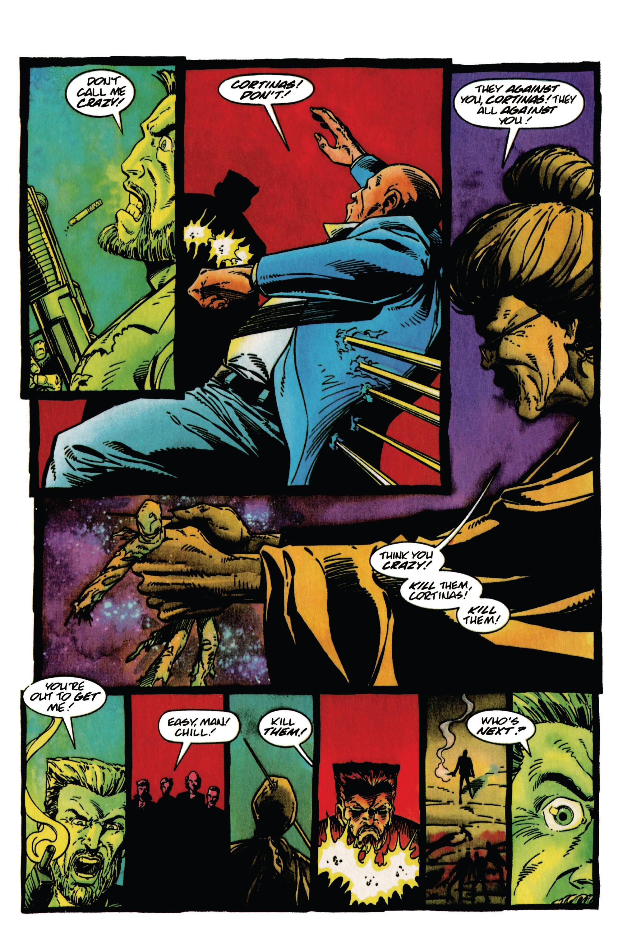 Read online Shadowman (1992) comic -  Issue #34 - 11