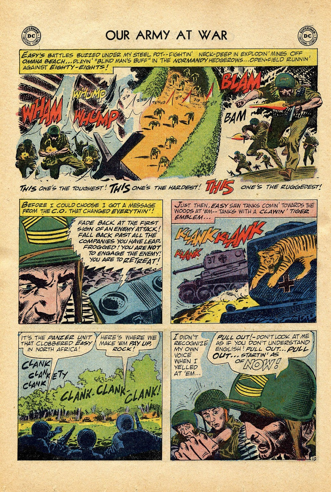 Our Army at War (1952) issue 99 - Page 14
