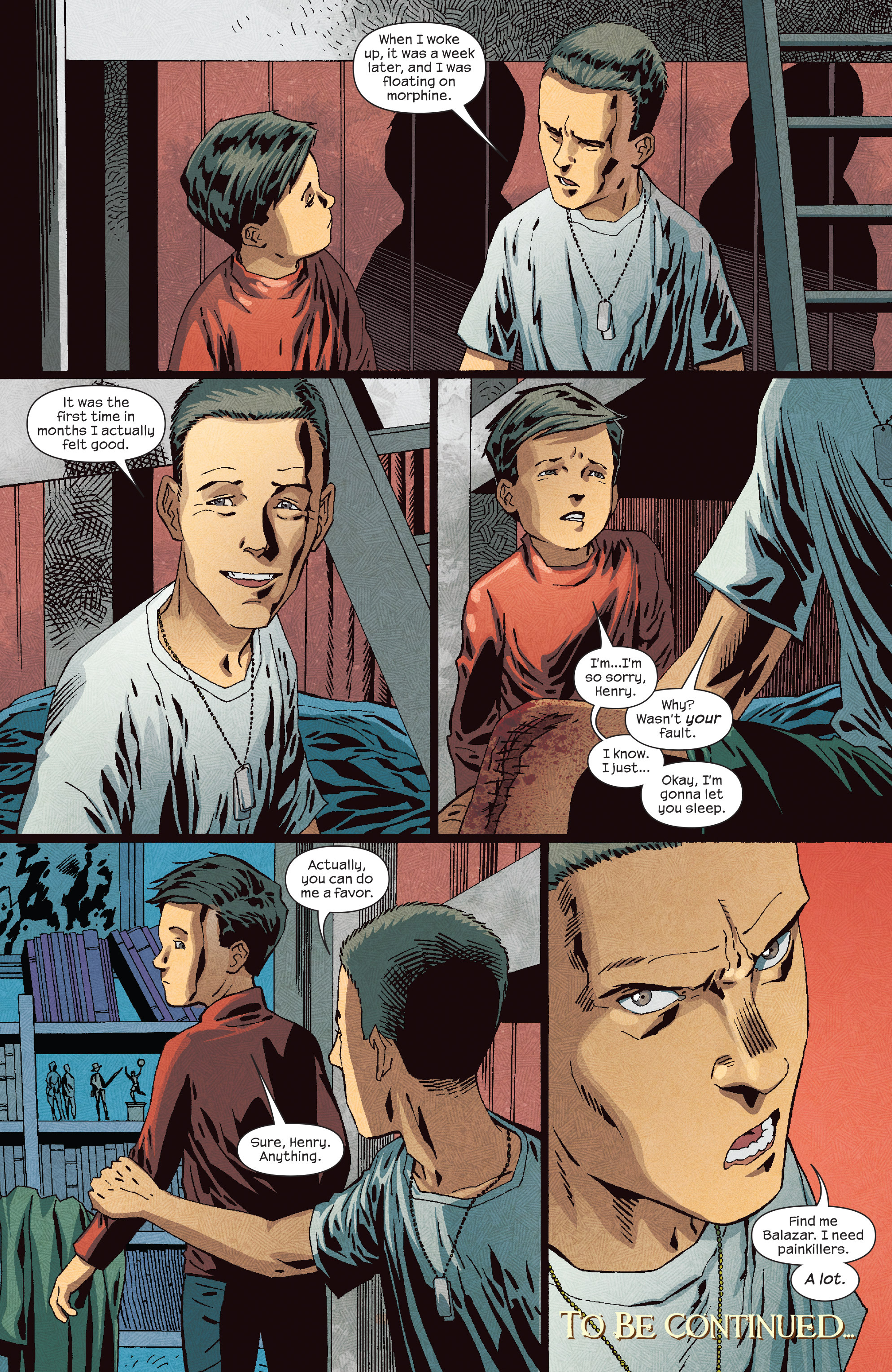 Read online Dark Tower: The Drawing of the Three - The Prisoner comic -  Issue #3 - 21