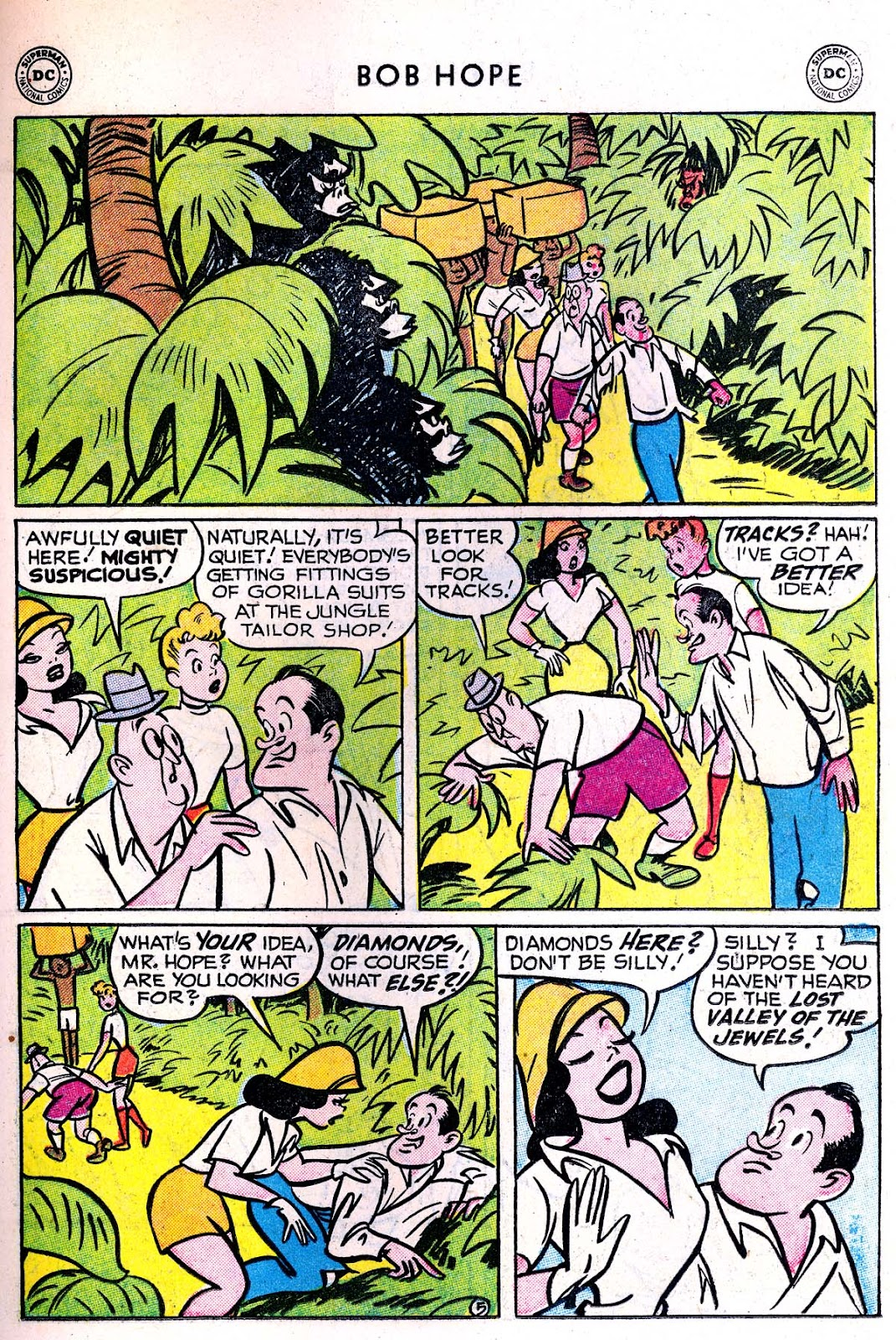 The Adventures of Bob Hope issue 33 - Page 19