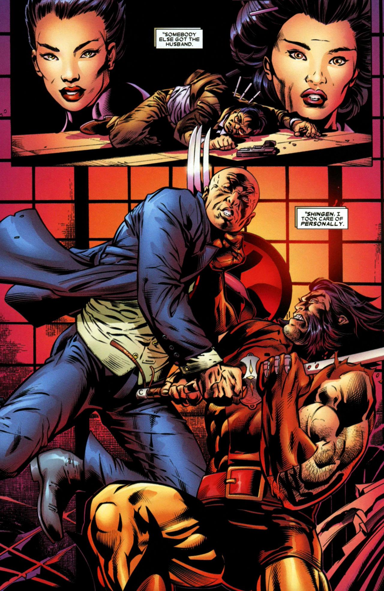 Read online Wolverine: Origins comic -  Issue #46 - 11