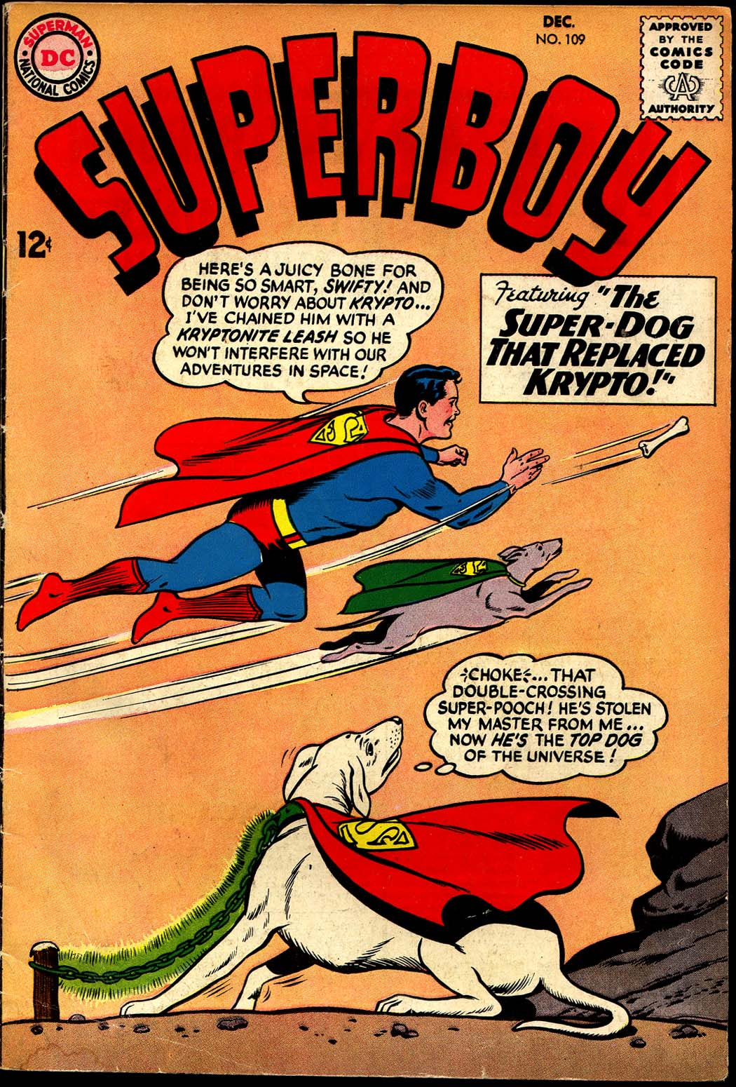 Superboy (1949) issue 109 - Page 1