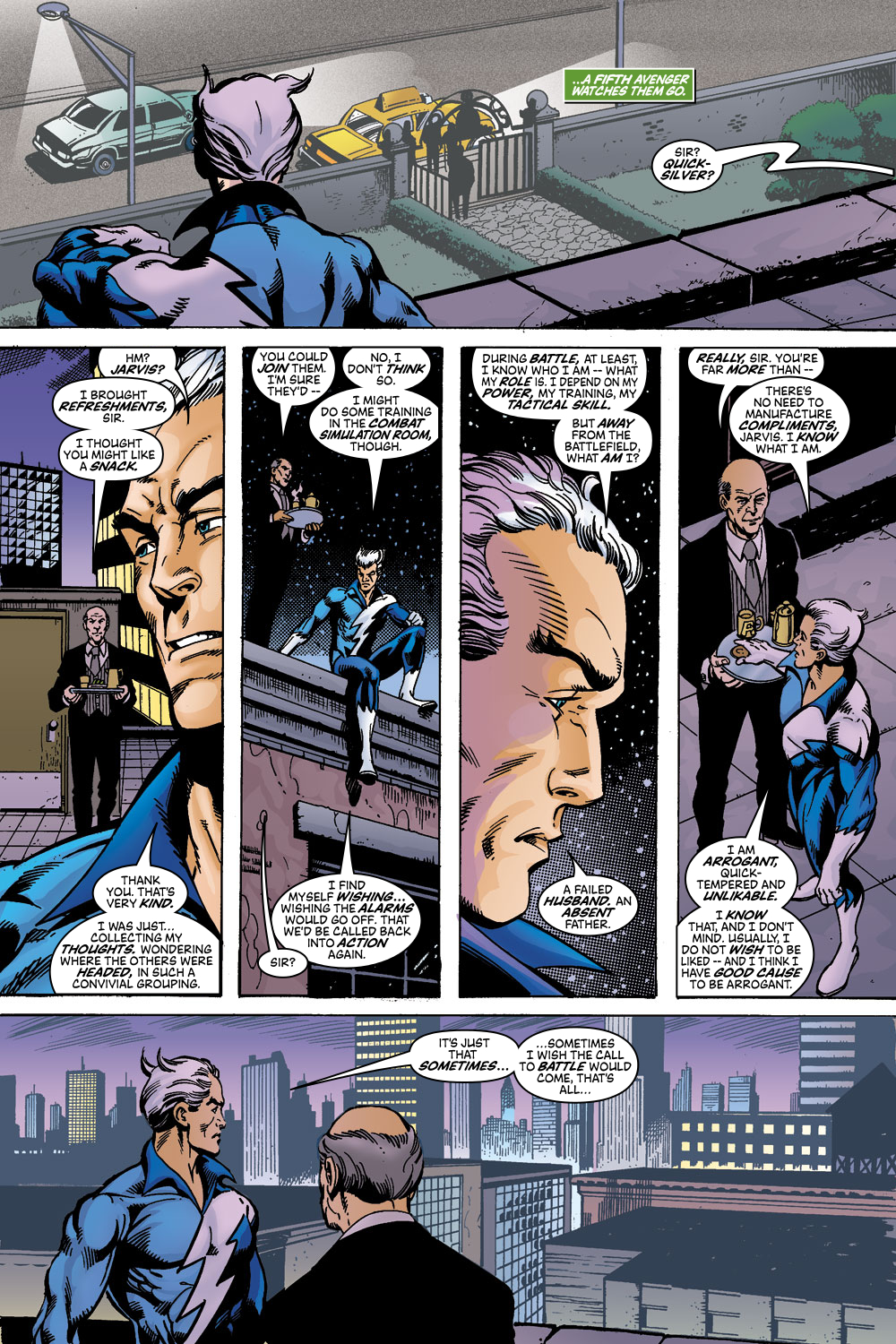 Read online Avengers (1998) comic -  Issue #45 - 17