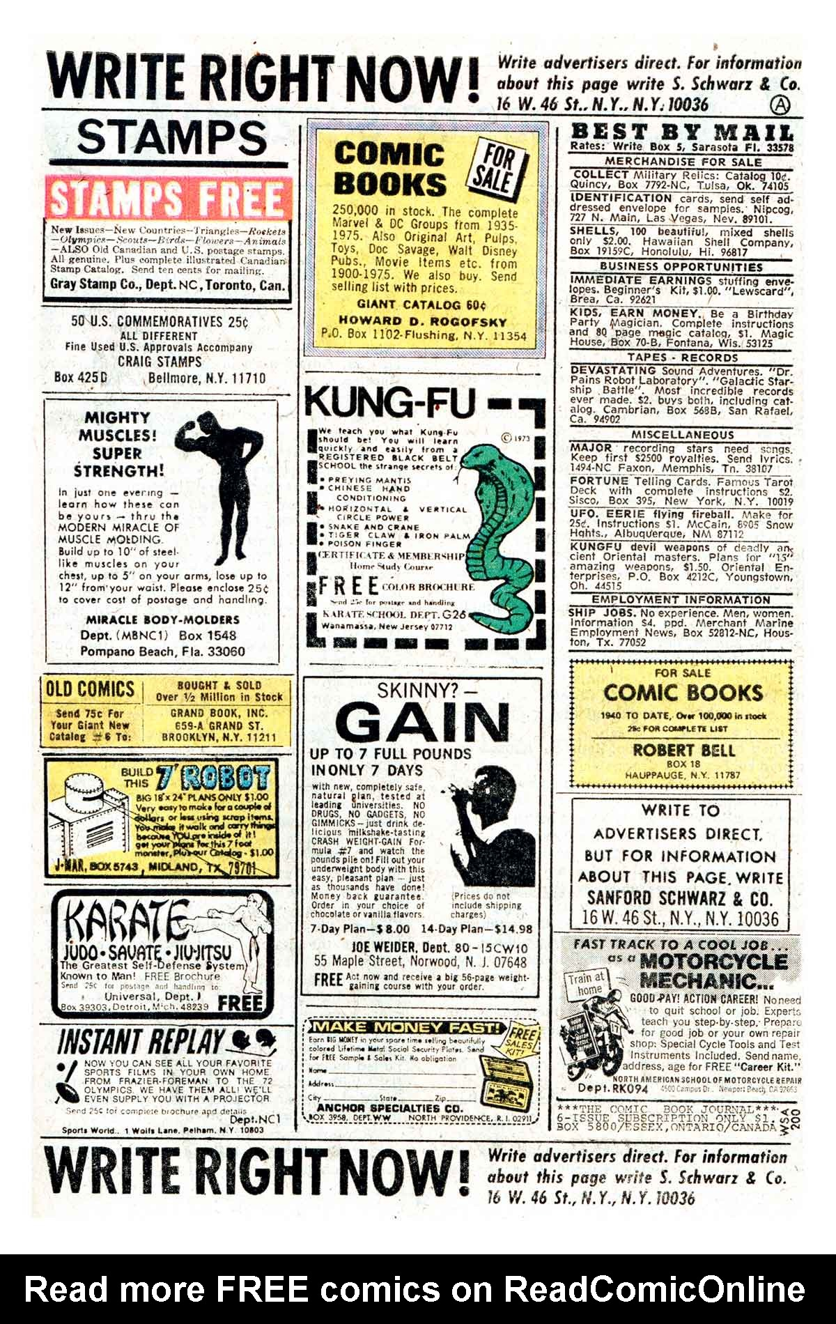 Read online Shazam! (1973) comic -  Issue #17 - 53