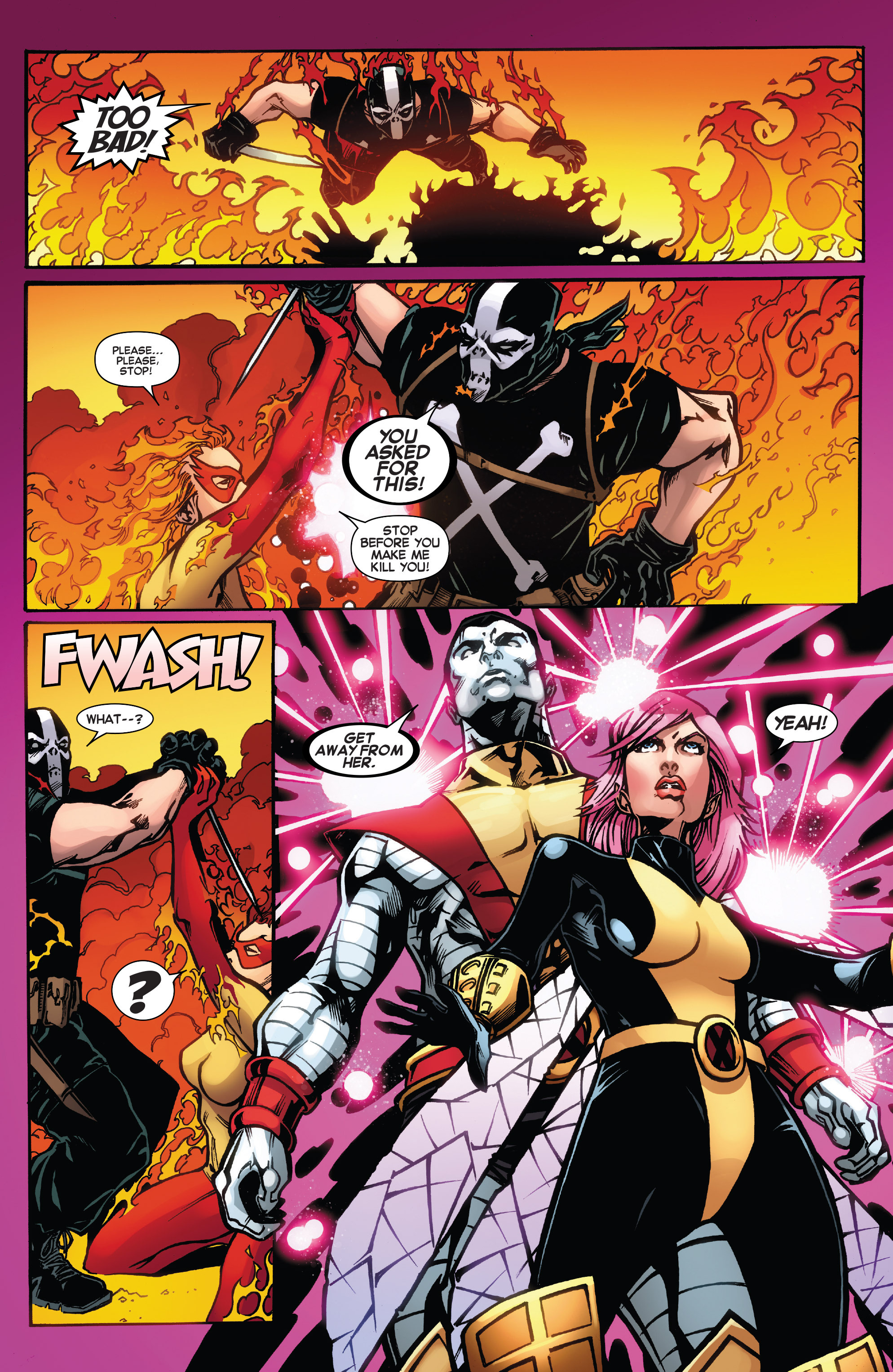 Read online Amazing X-Men (2014) comic -  Issue #17 - 10