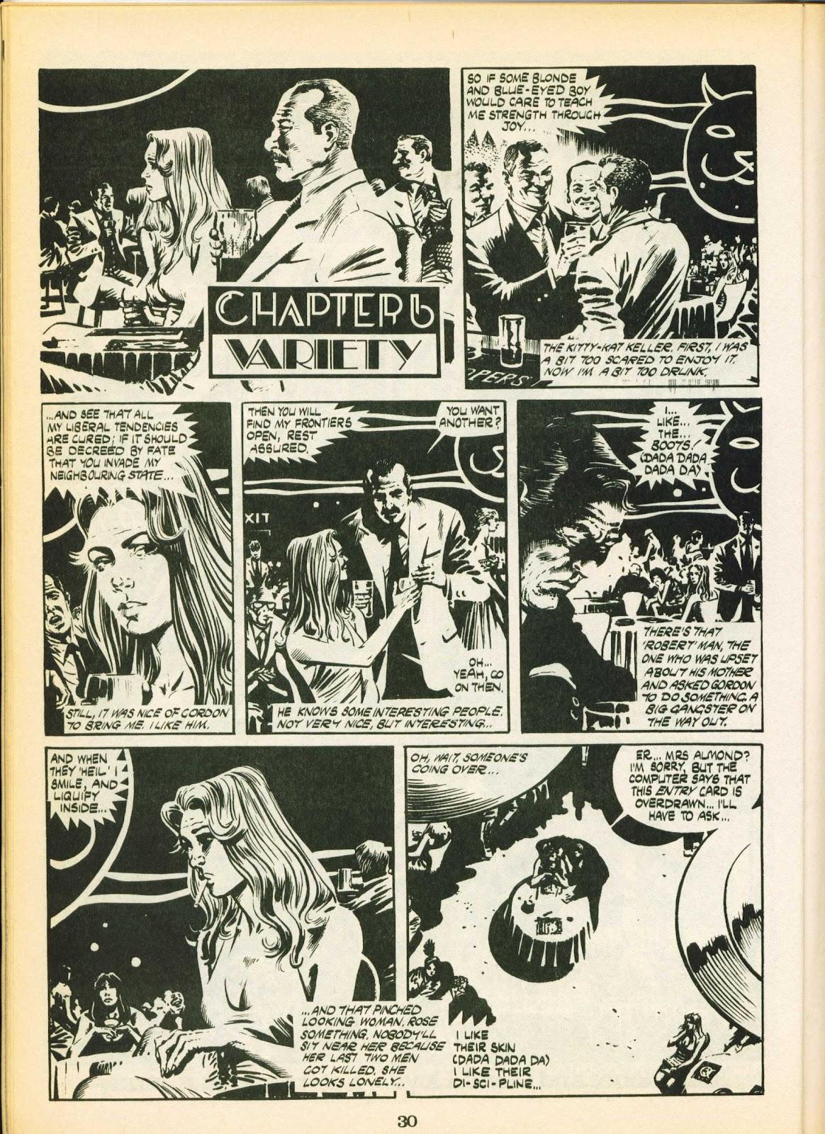 Warrior Issue #19 #20 - English 30