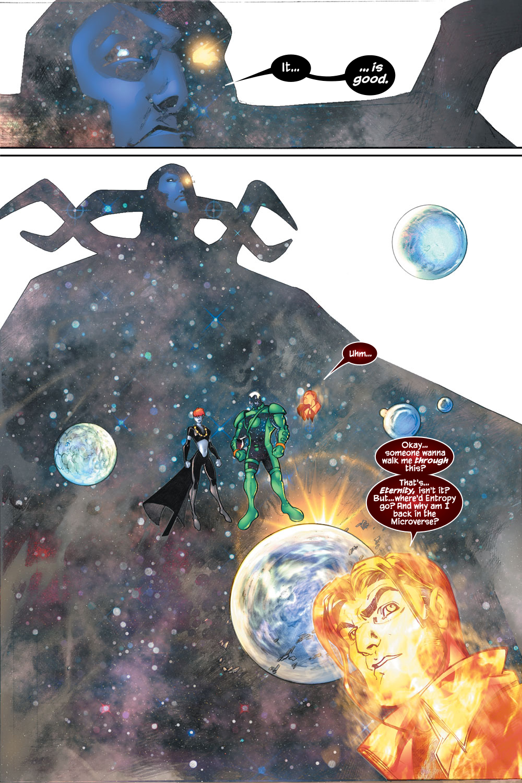 Captain Marvel (2002) Issue #6 #6 - English 15