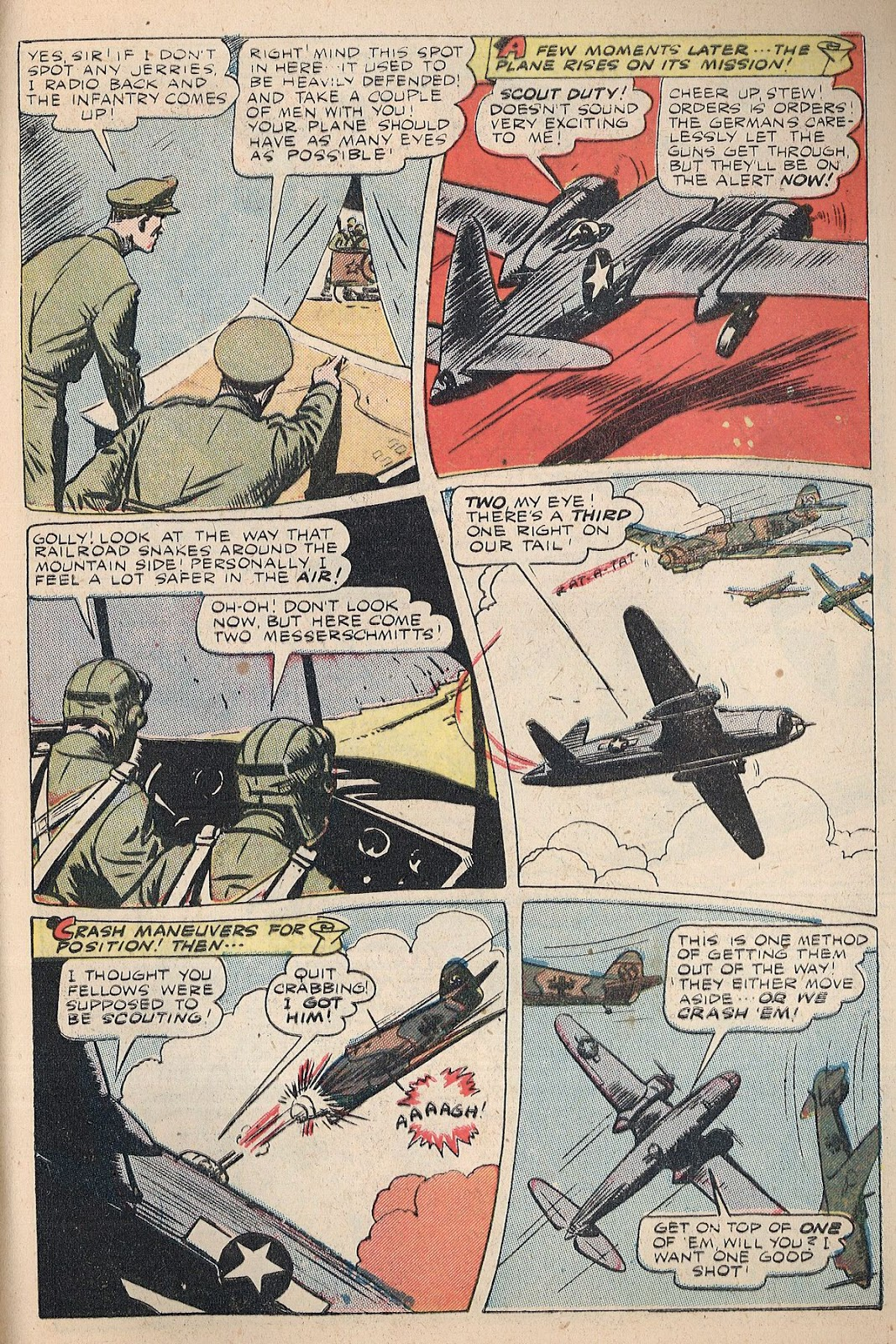 Exciting Comics (1940) issue 38 - Page 45