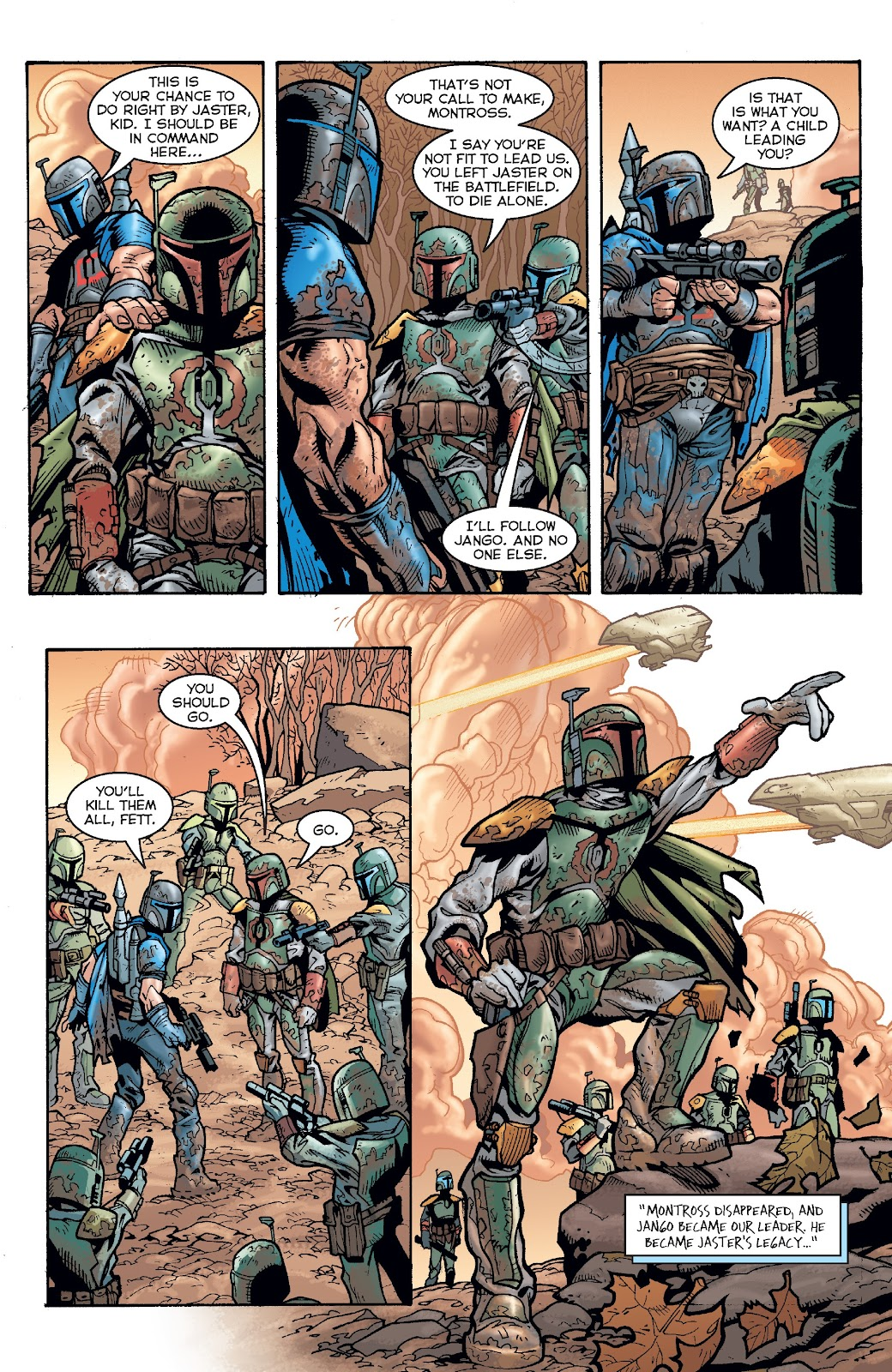 Read online Star Wars Legends Epic Collection: The Menace Revealed comic -  Issue # TPB (Part 1) - 49