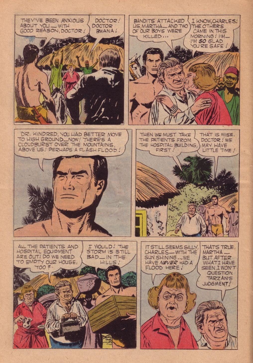 Tarzan (1948) issue 109 - Page 14