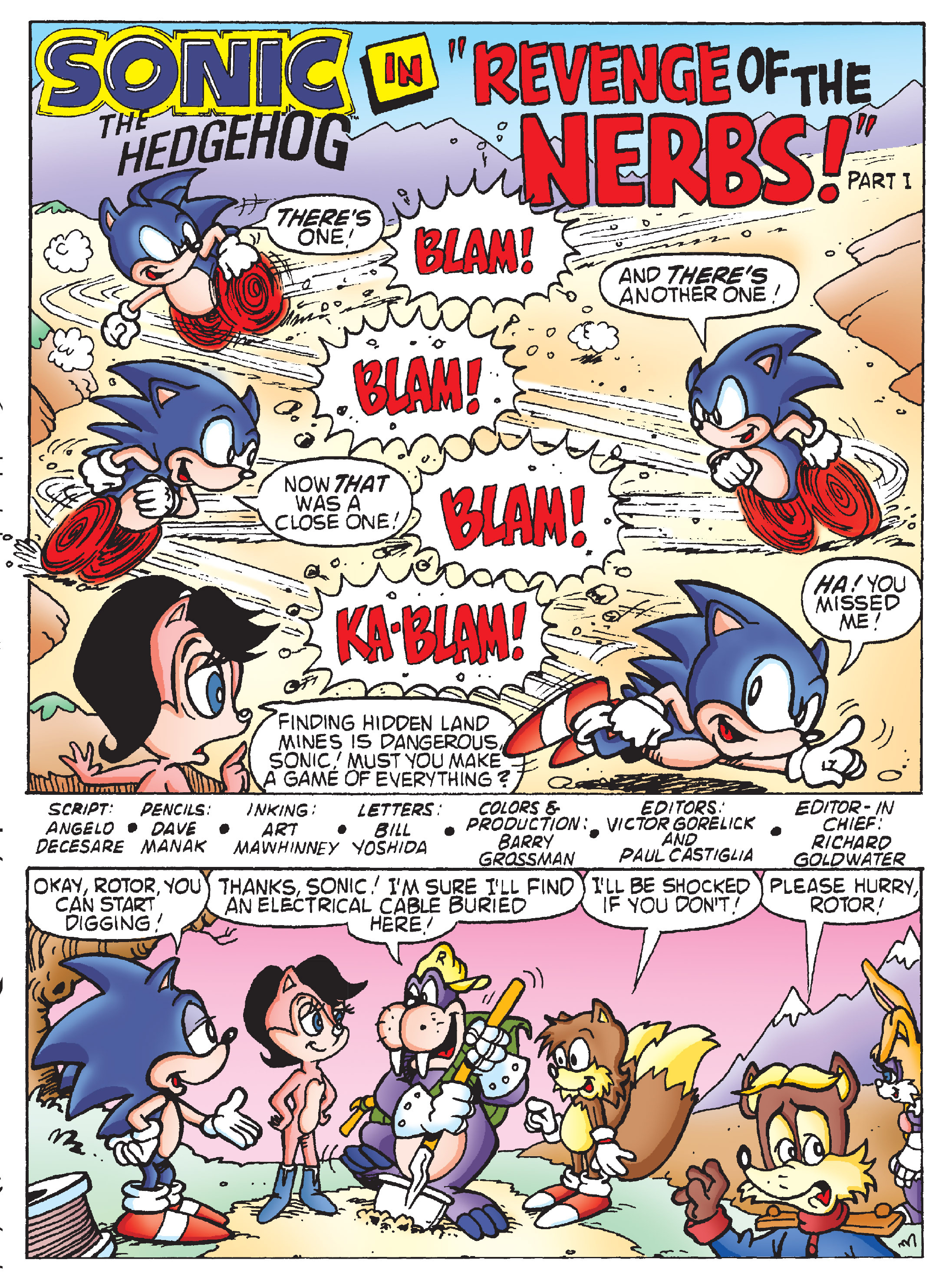 Read online Sonic Super Digest comic -  Issue #7 - 68