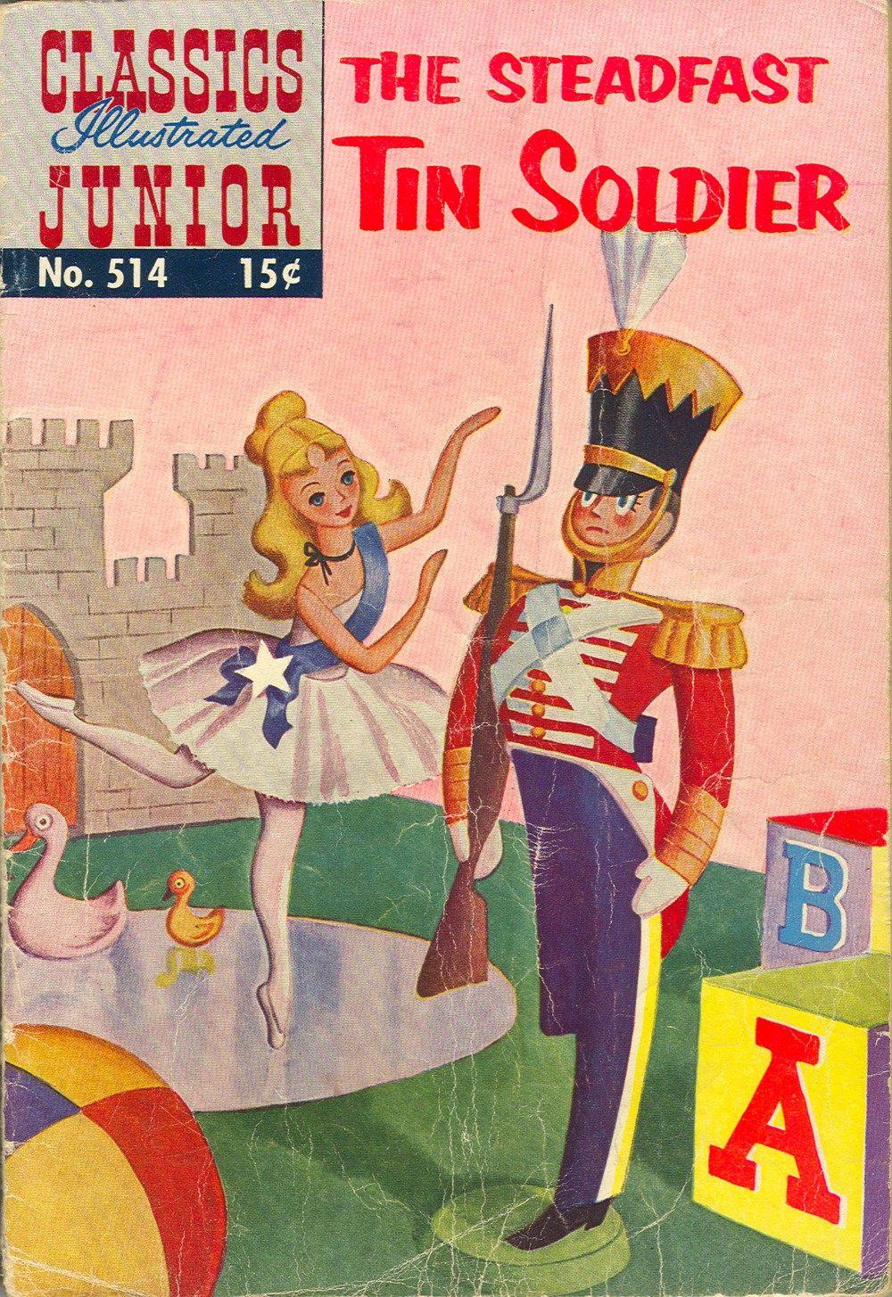 Classics Illustrated Junior 514 Page 1