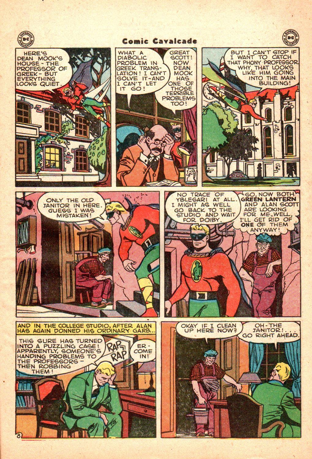Comic Cavalcade issue 21 - Page 69