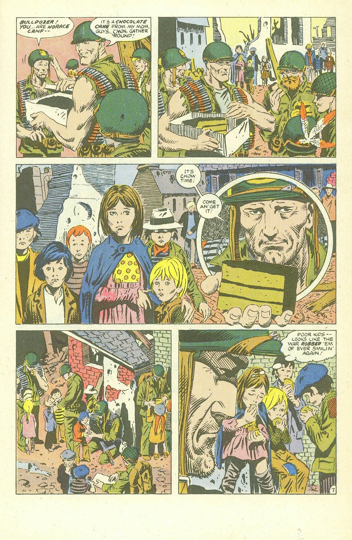 Read online Sgt. Rock comic -  Issue #409 - 10