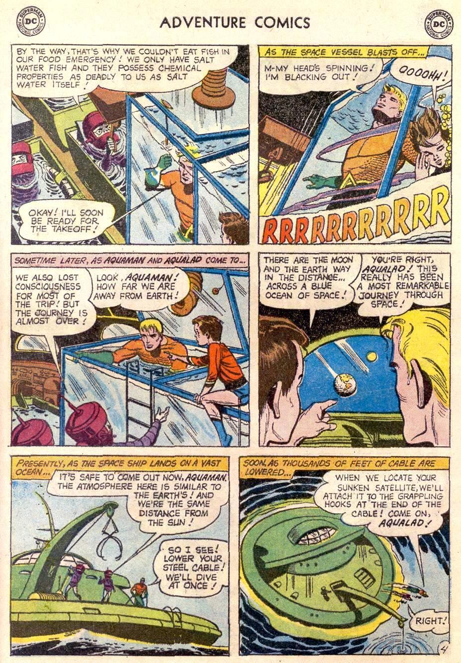 Read online Adventure Comics (1938) comic -  Issue #275 - 29