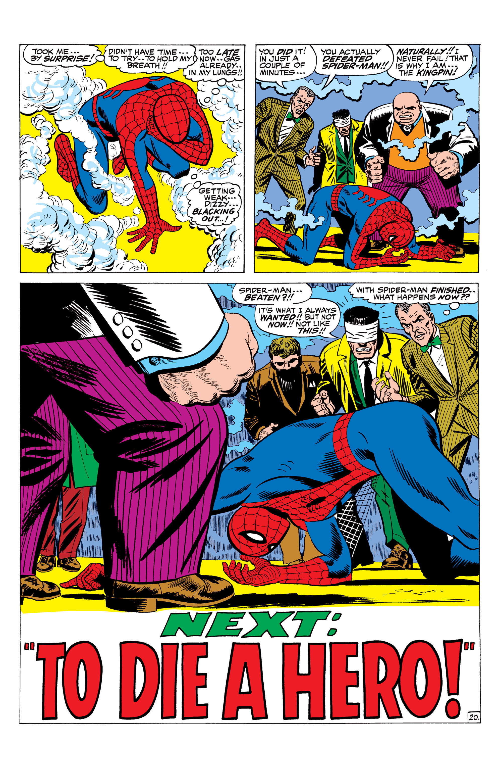 The Amazing Spider-Man (1963) 51 Page 20