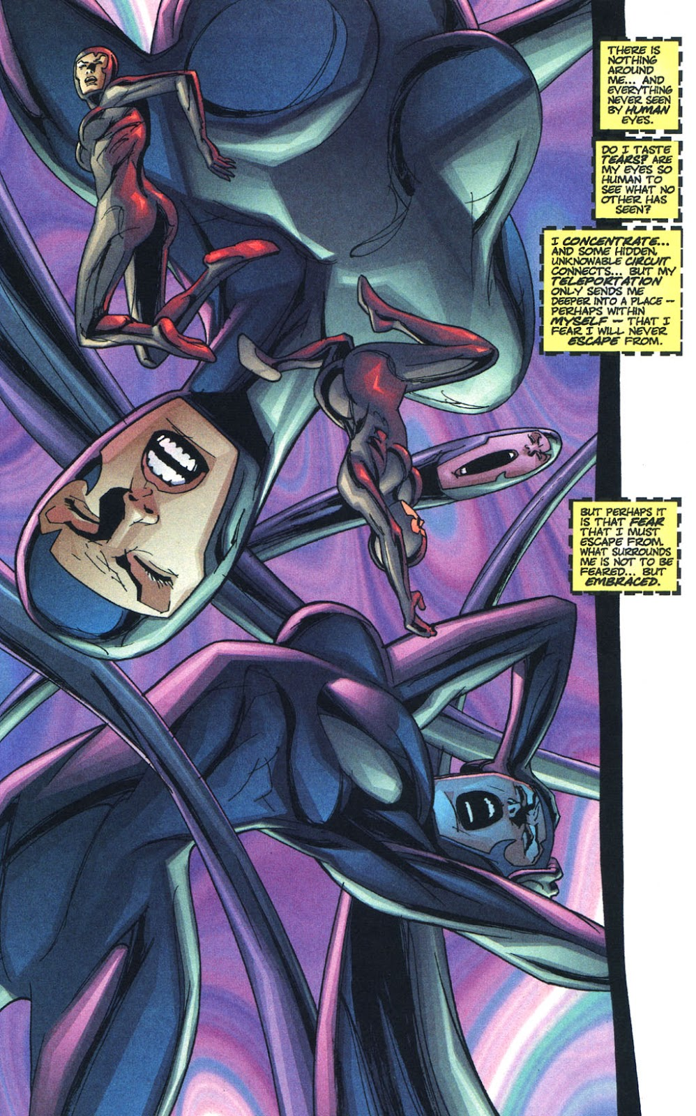 Wildcats (1999) Issue #13 #14 - English 6