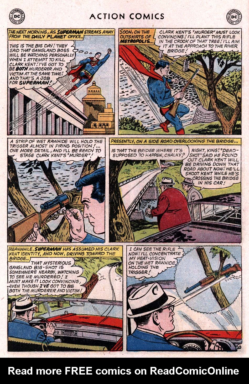 Read online Action Comics (1938) comic -  Issue #307 - 11