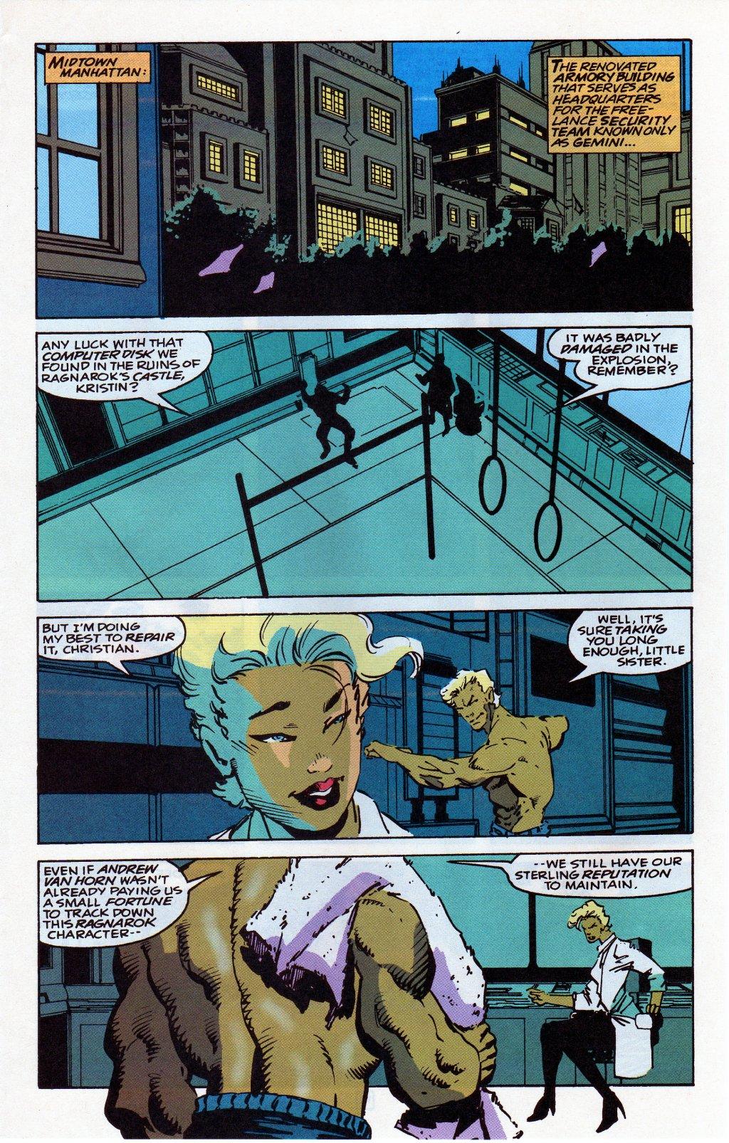 Read online Gunfire comic -  Issue #8 - 12