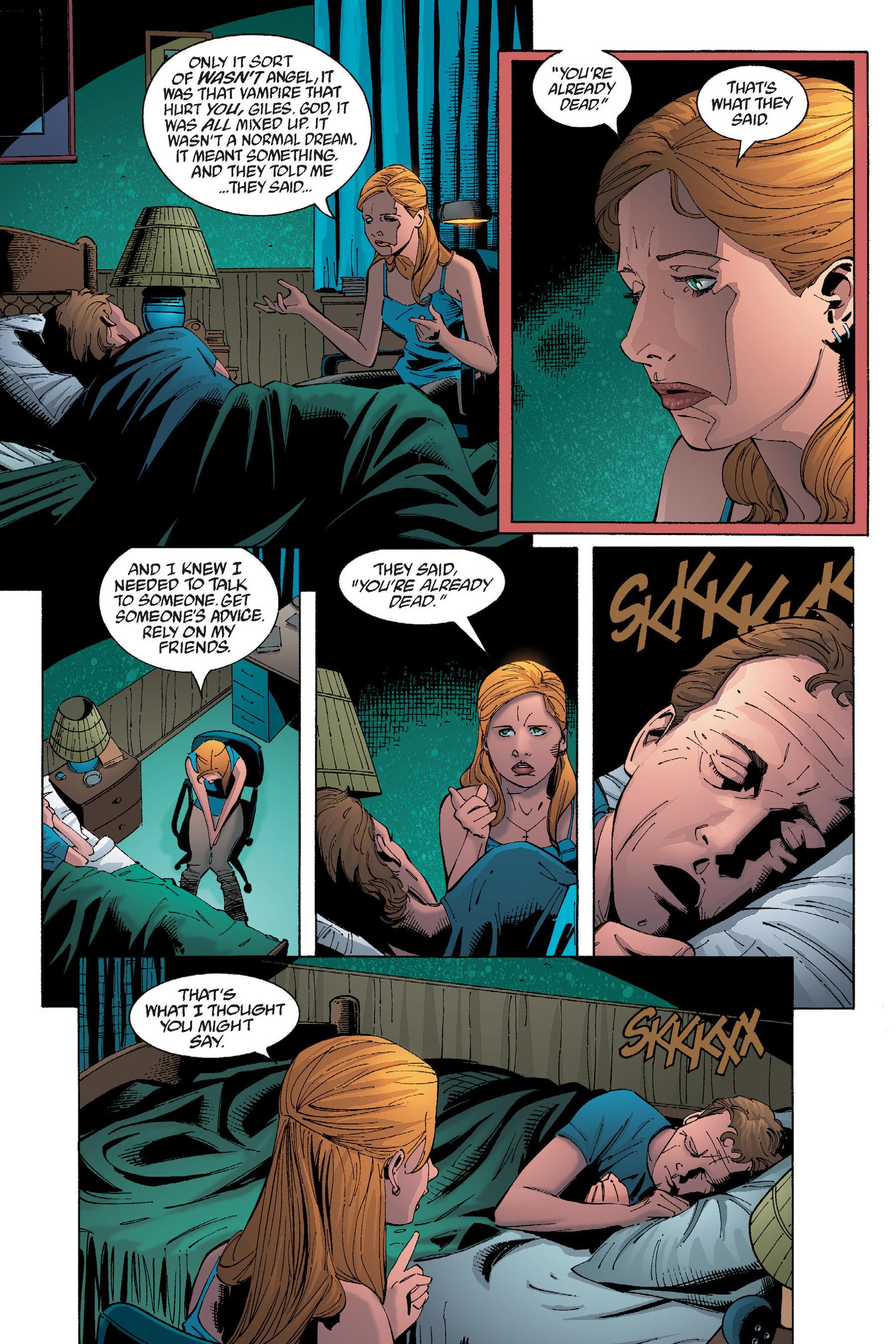 Read online Buffy the Vampire Slayer: Omnibus comic -  Issue # TPB 5 - 55