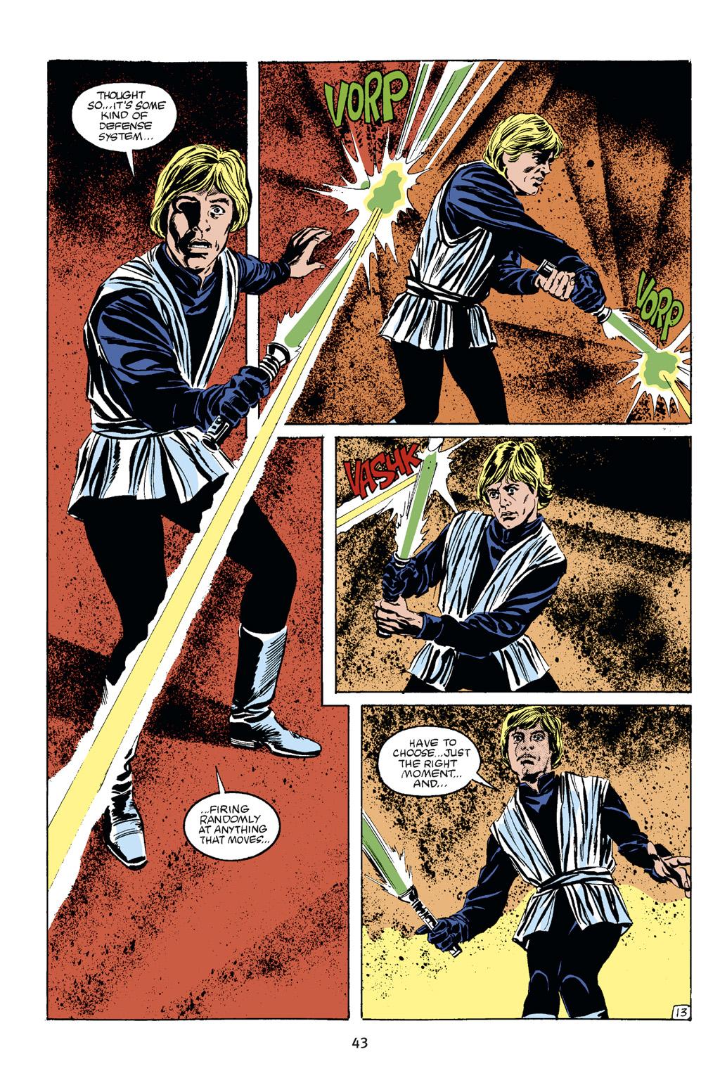 Read online Star Wars Omnibus comic -  Issue # Vol. 21 - 41