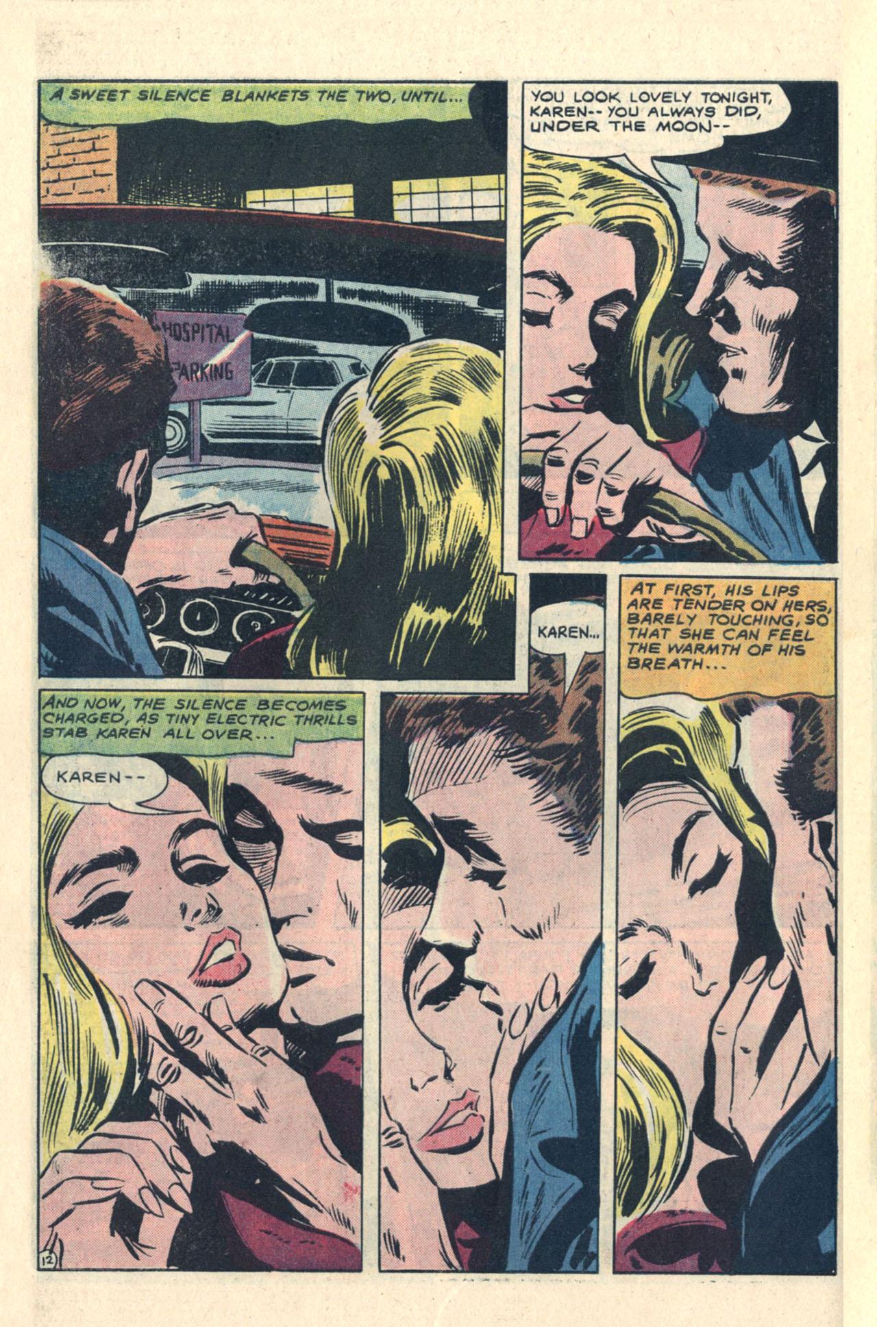Read online Secret Hearts comic -  Issue #113 - 30