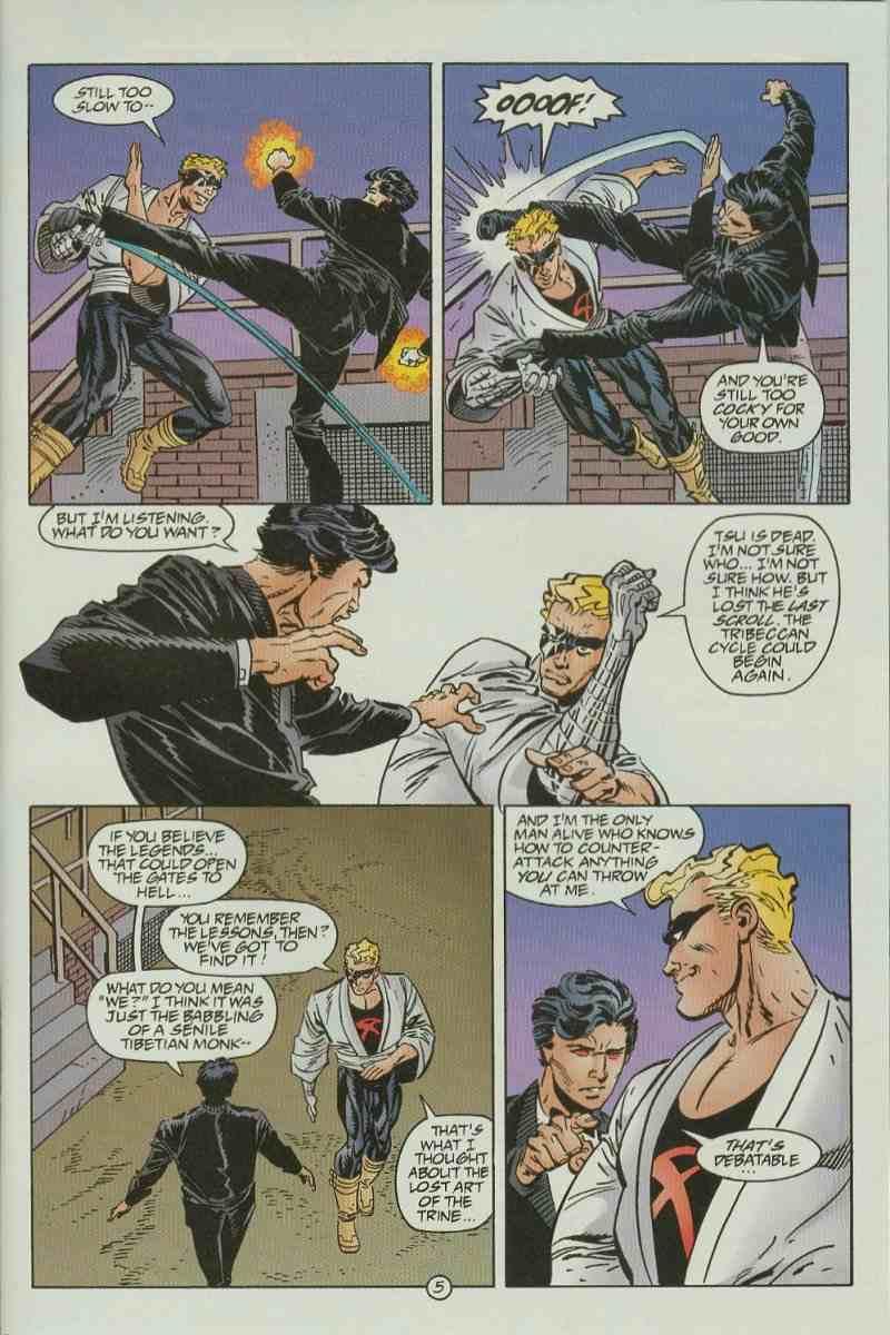 Read online Ultraverse Premiere comic -  Issue #11 - 7