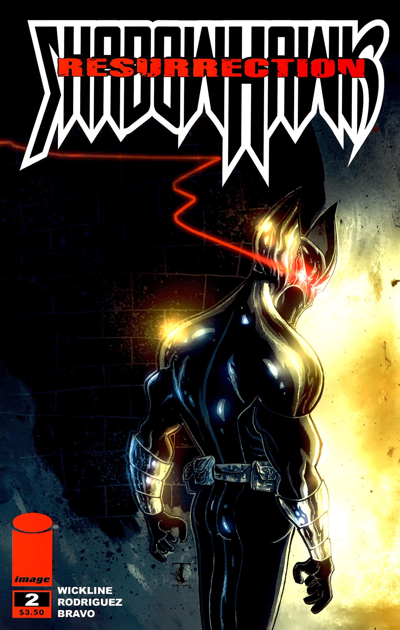 Read online ShadowHawk (2010) comic -  Issue #2 - 2