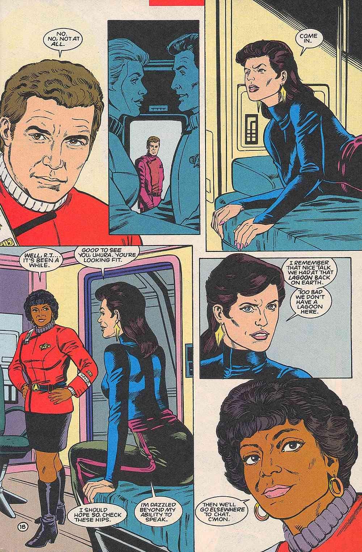 Read online Star Trek (1989) comic -  Issue # _Special 1 - 23