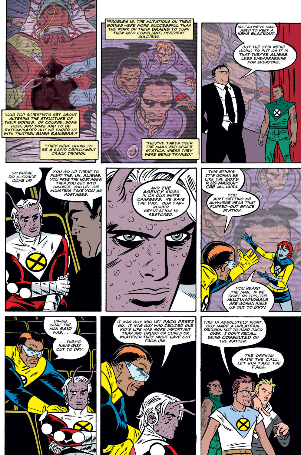 Read online X-Force (1991) comic -  Issue #125 - 18