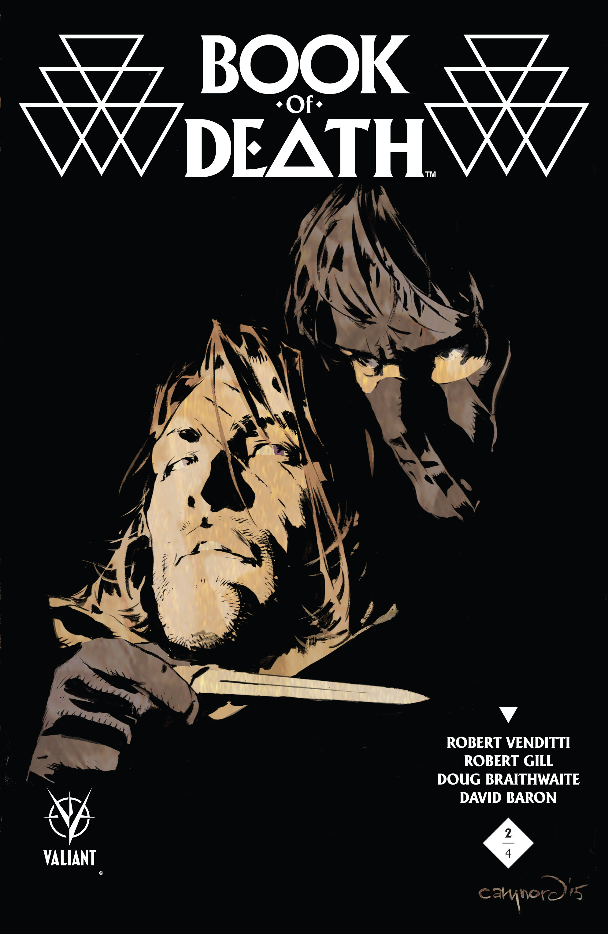 Book of Death Issue 2