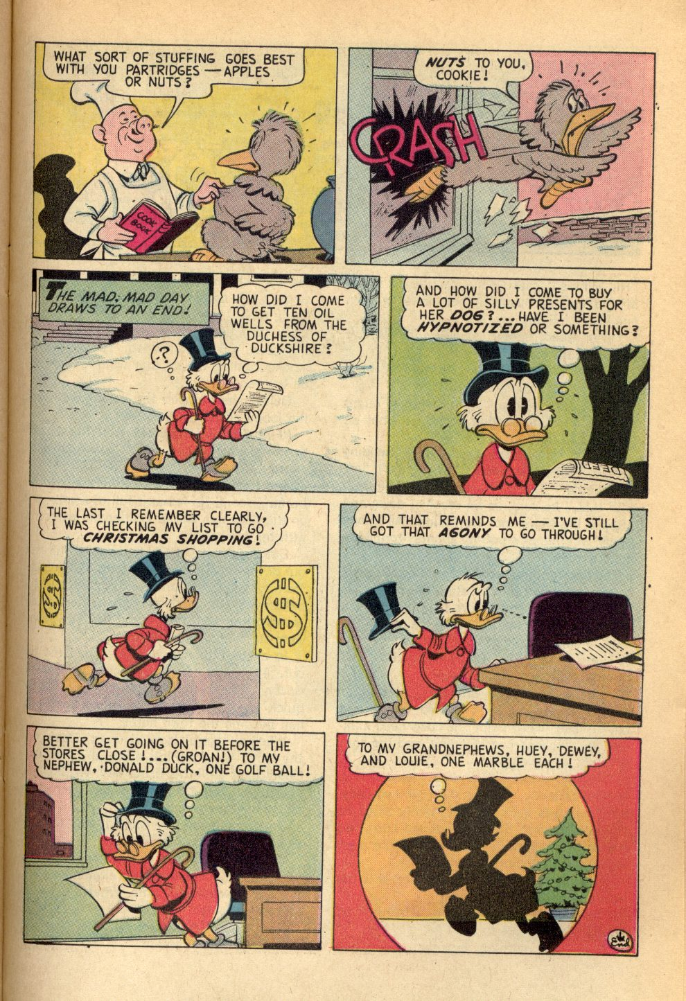 Read online Uncle Scrooge (1953) comic -  Issue #96 - 27