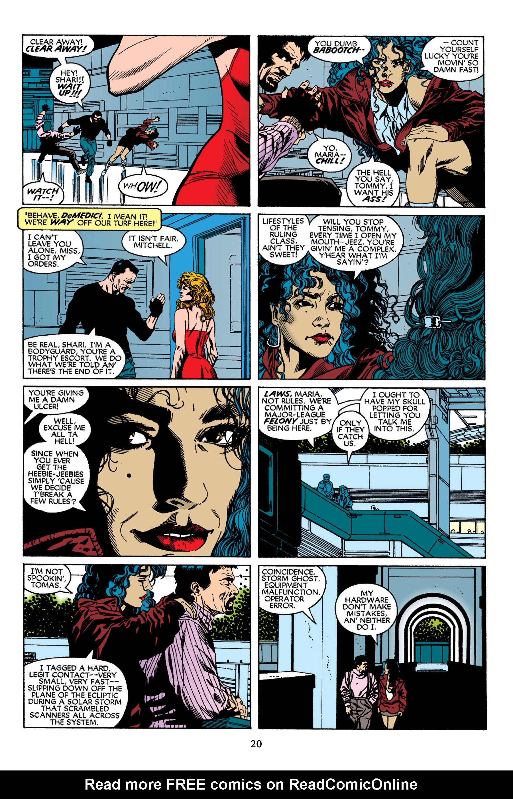 Read online Aliens vs. Predator Omnibus comic -  Issue # _TPB 2 Part 1 - 20