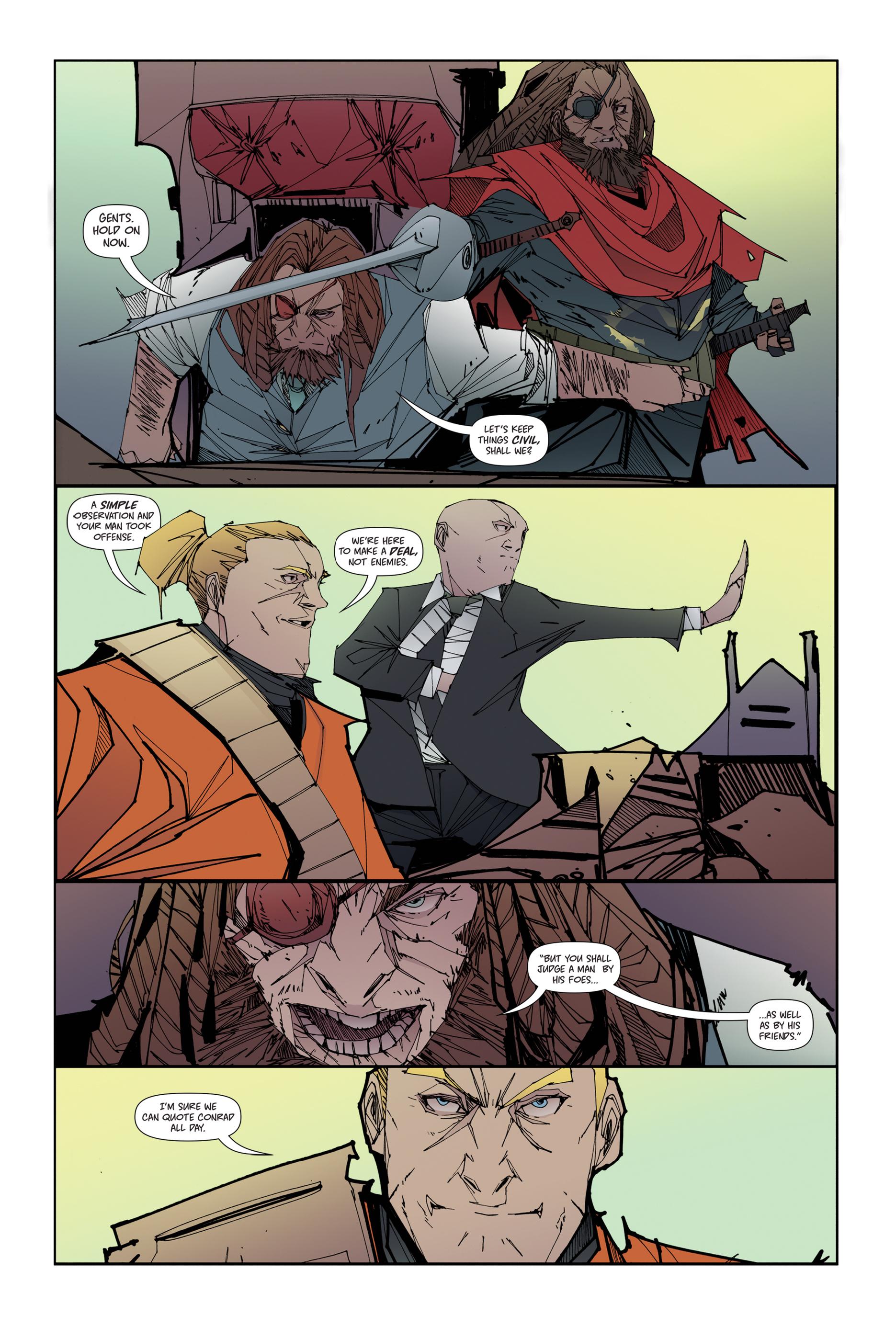 Read online Scrimshaw comic -  Issue #4 - 12